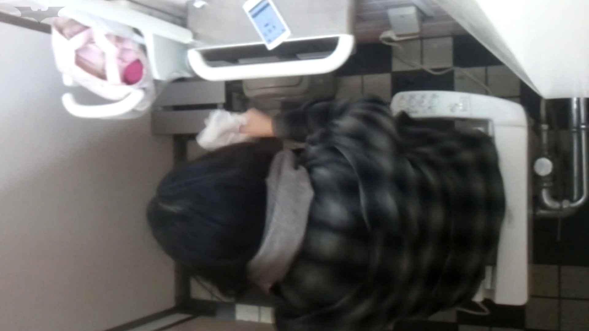 化粧室絵巻 駅舎編 VOL.11 大量、大量!! ギャル達 エロ無料画像 86枚 27