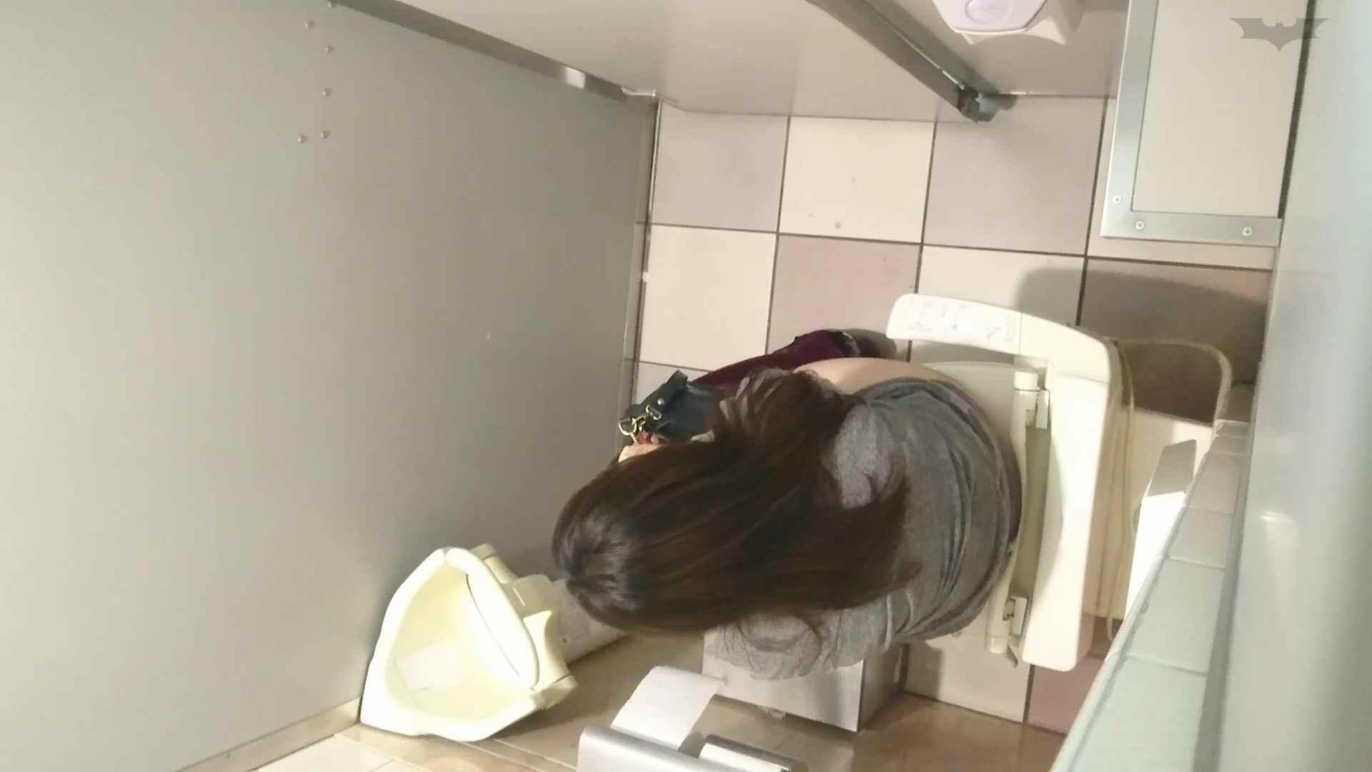 トイレ盗撮 化粧室絵巻 ショッピングモール編 VOL.20 怪盗ジョーカー