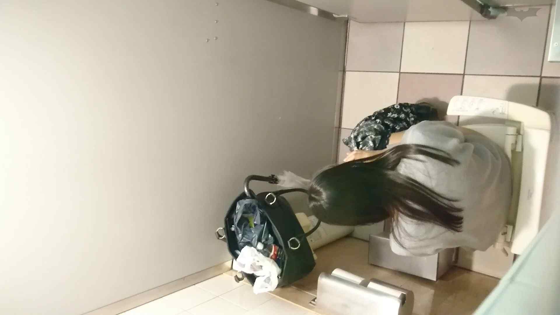 化粧室絵巻 ショッピングモール編 VOL.21 洗面所のぞき すけべAV動画紹介 109枚 89