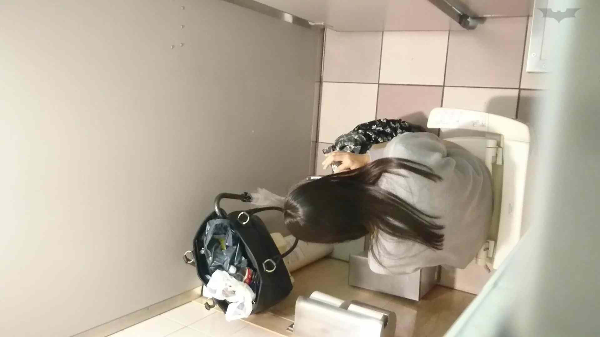 化粧室絵巻 ショッピングモール編 VOL.21 洗面所のぞき すけべAV動画紹介 109枚 96