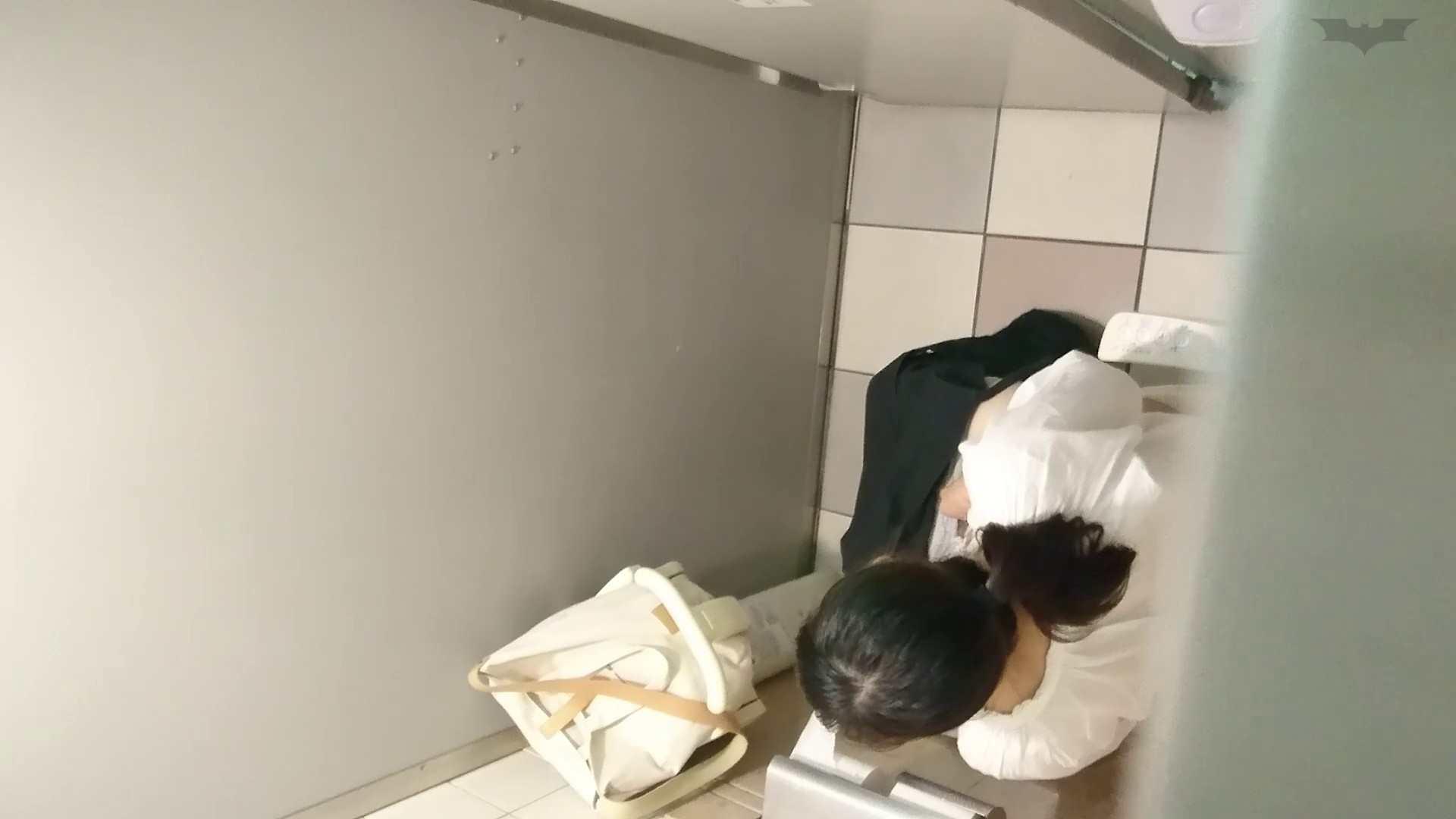 化粧室絵巻 ショッピングモール編 VOL.22 美肌 性交動画流出 111枚 35