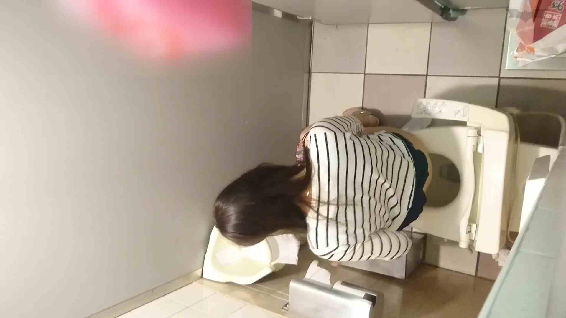 化粧室絵巻 ショッピングモール編 VOL.24 ギャル達 すけべAV動画紹介 109枚 38