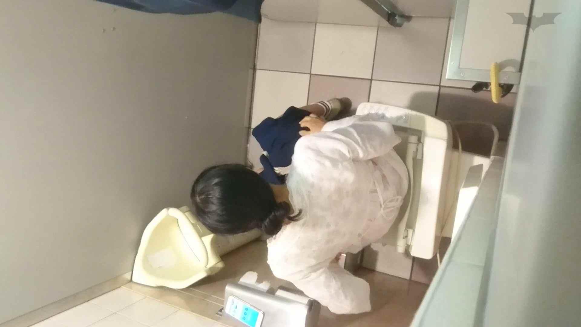 化粧室絵巻 ショッピングモール編 VOL.25 盛合せ われめAV動画紹介 94枚 76