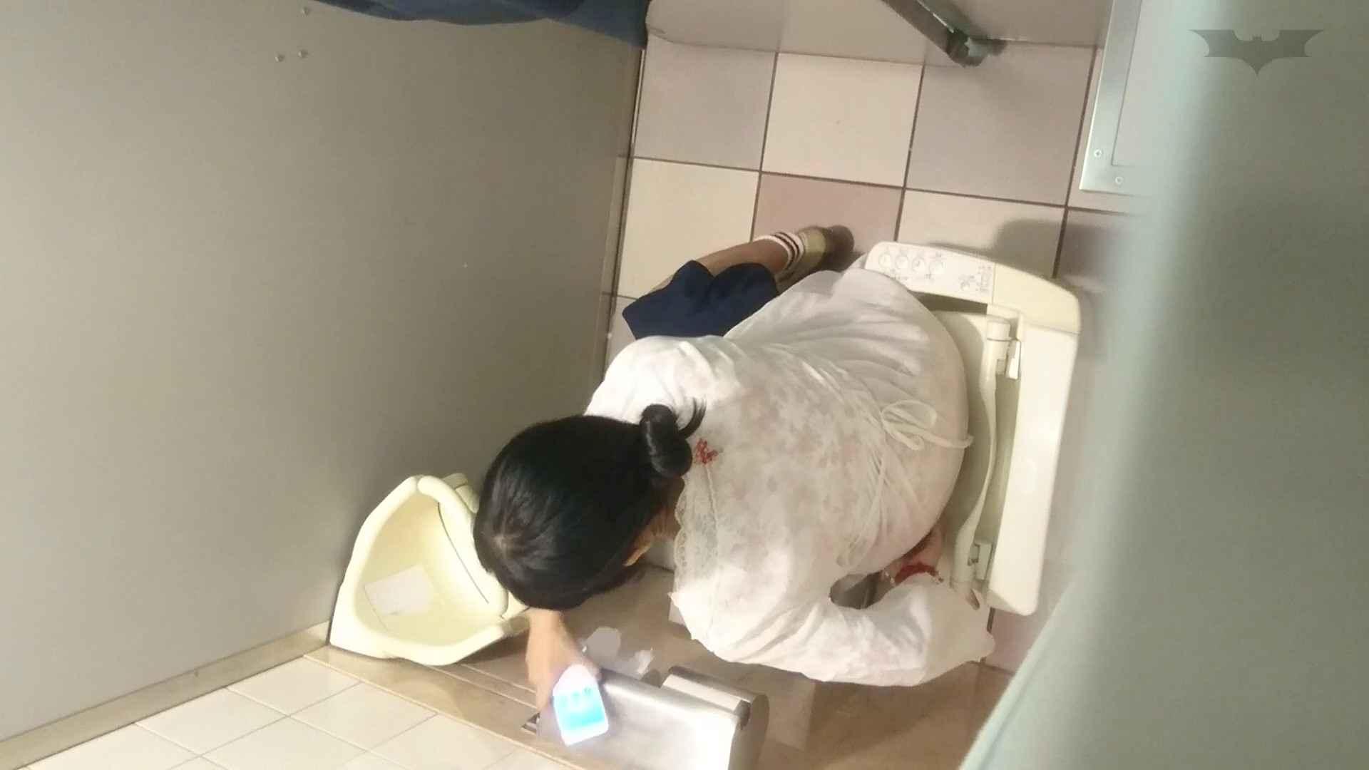 化粧室絵巻 ショッピングモール編 VOL.25 洗面所のぞき おめこ無修正動画無料 94枚 78
