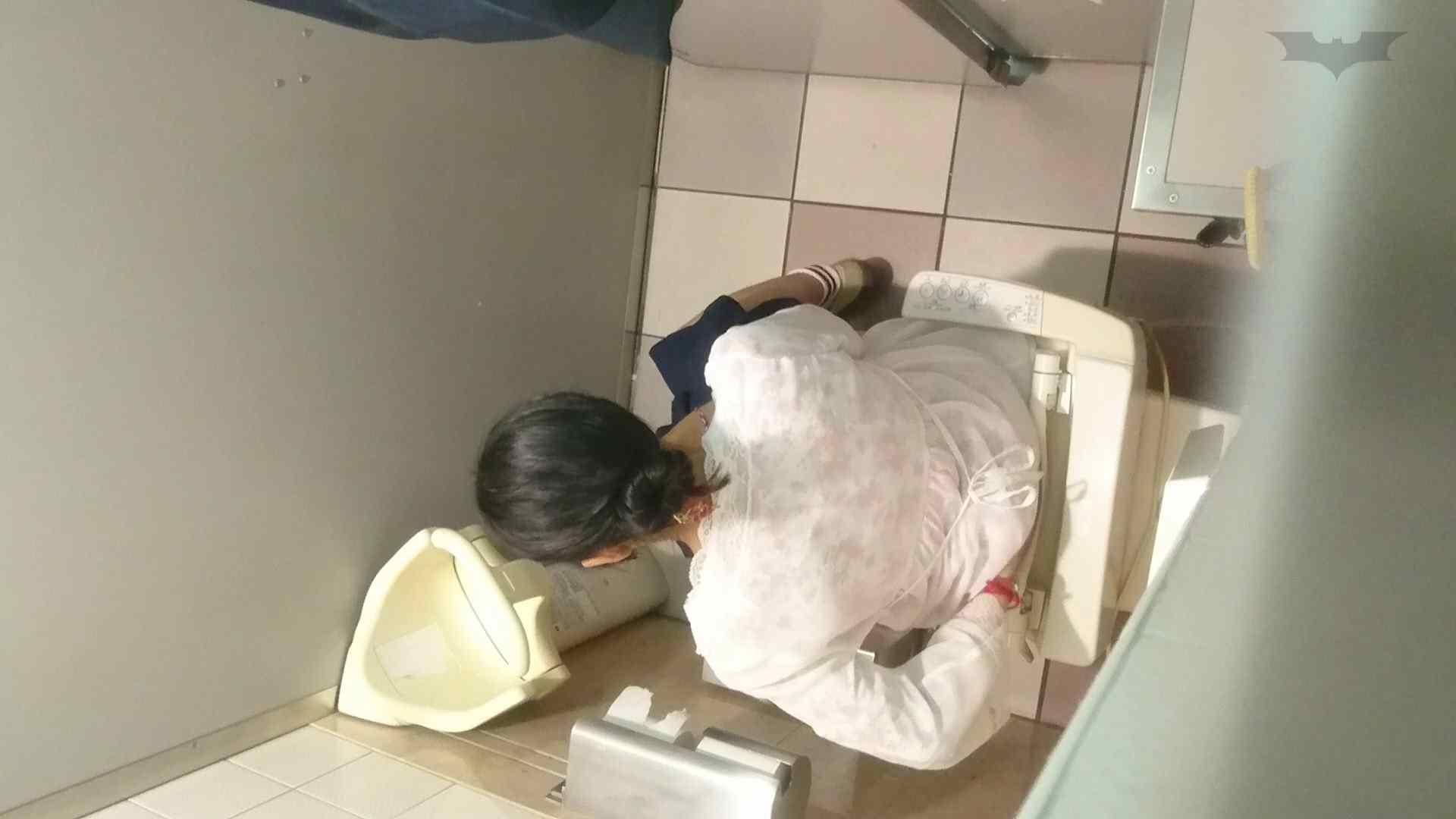 化粧室絵巻 ショッピングモール編 VOL.25 高画質 SEX無修正画像 94枚 79