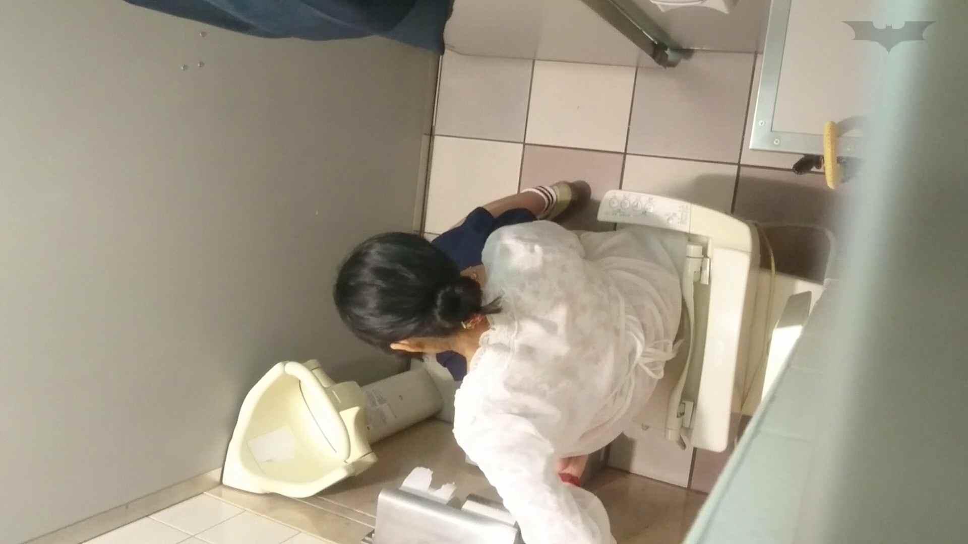 化粧室絵巻 ショッピングモール編 VOL.25 高評価 すけべAV動画紹介 94枚 80