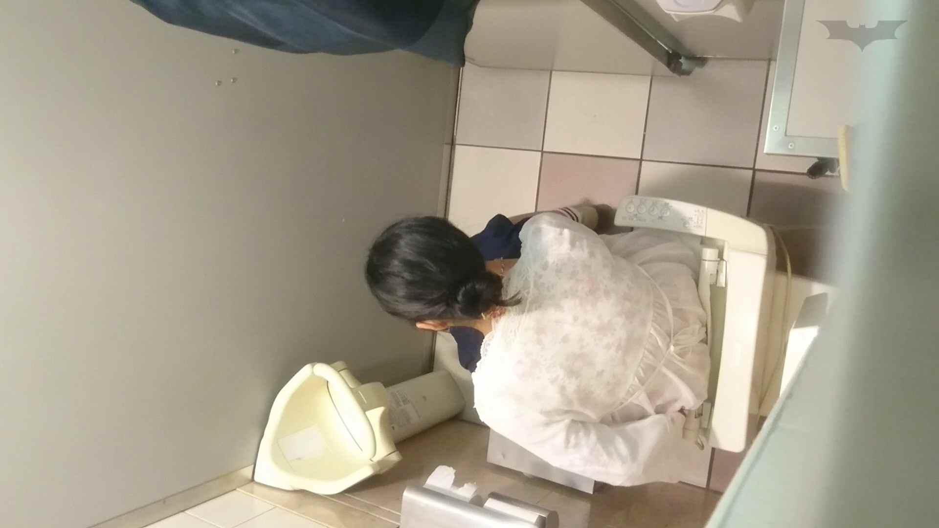 化粧室絵巻 ショッピングモール編 VOL.25 ギャル達 ワレメ無修正動画無料 94枚 92