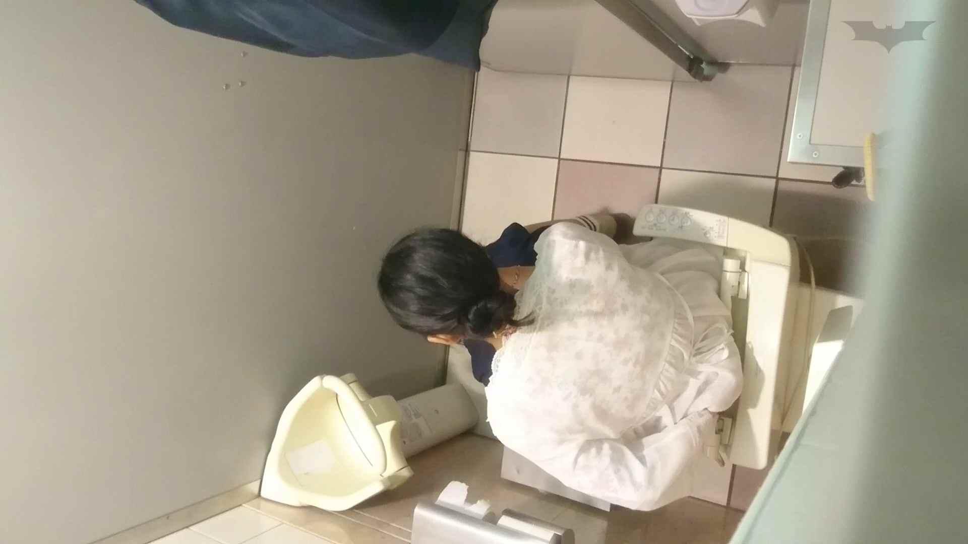 化粧室絵巻 ショッピングモール編 VOL.25 盛合せ われめAV動画紹介 94枚 94