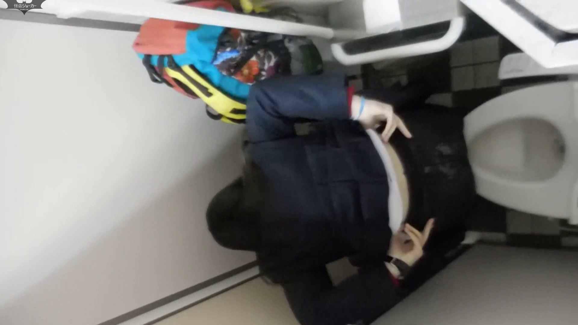 トイレ盗撮 化粧室絵巻 駅舎編 VOL.29 怪盗ジョーカー