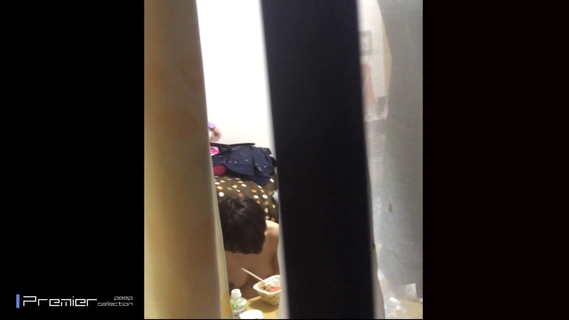 眼鏡美女の食事を隠し撮り 乙女の風呂場 Vol.05 桃色乳首 オメコ動画キャプチャ 96枚 85