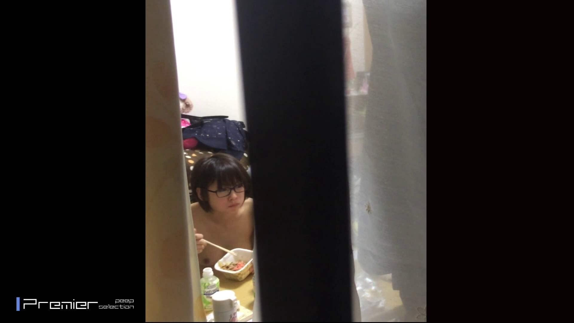 眼鏡美女の食事を隠し撮り 乙女の風呂場 Vol.05 高画質 ワレメ無修正動画無料 96枚 96