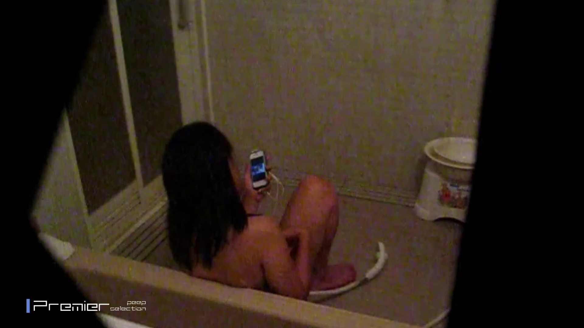 携帯触りなが満子をいじる 乙女の風呂場 Vol.19 美肌   高画質  106枚 37