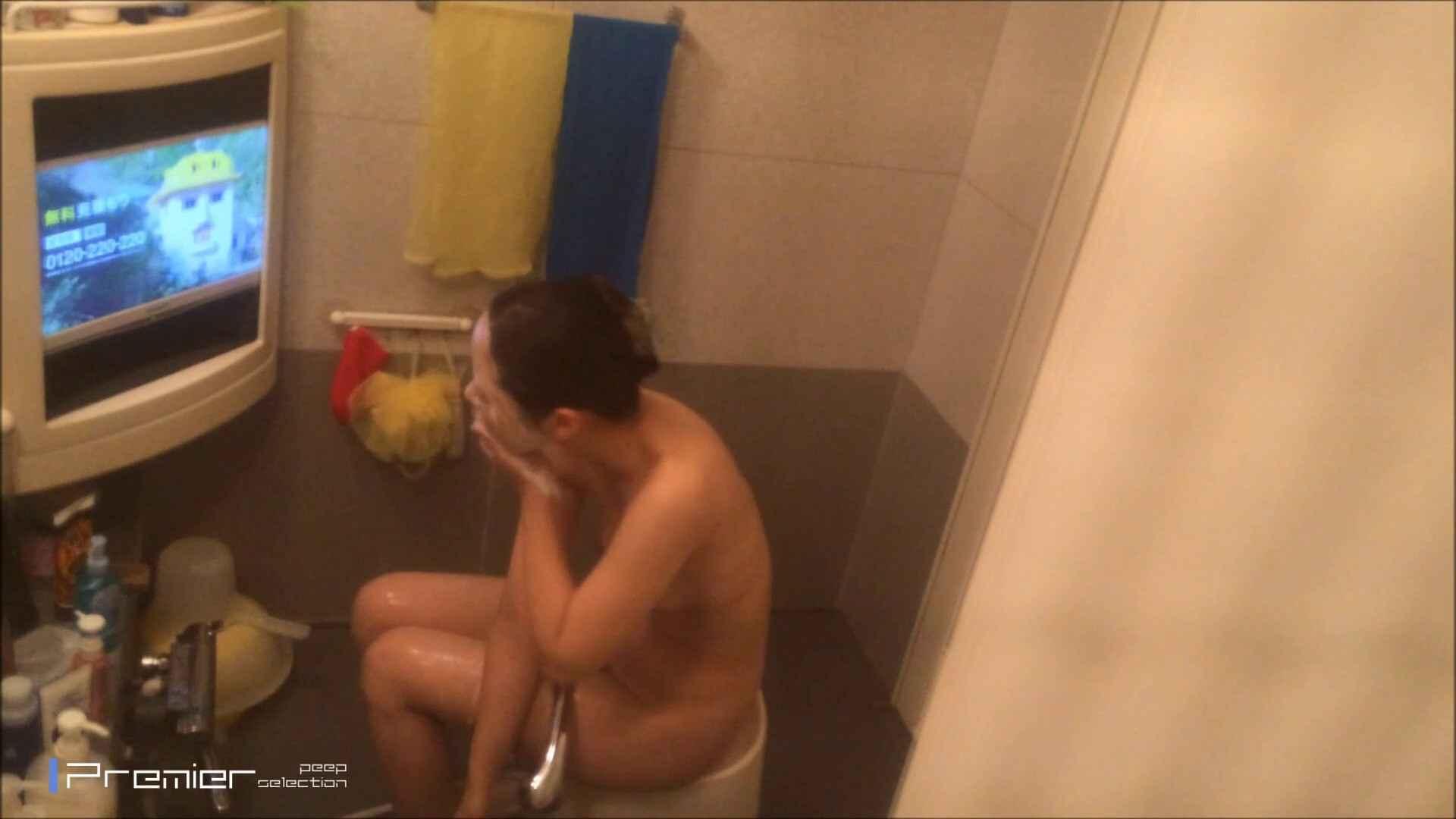 美女のテレビを見ながらの入浴 乙女の風呂場 Vol.21 投稿 ワレメ無修正動画無料 85枚 13