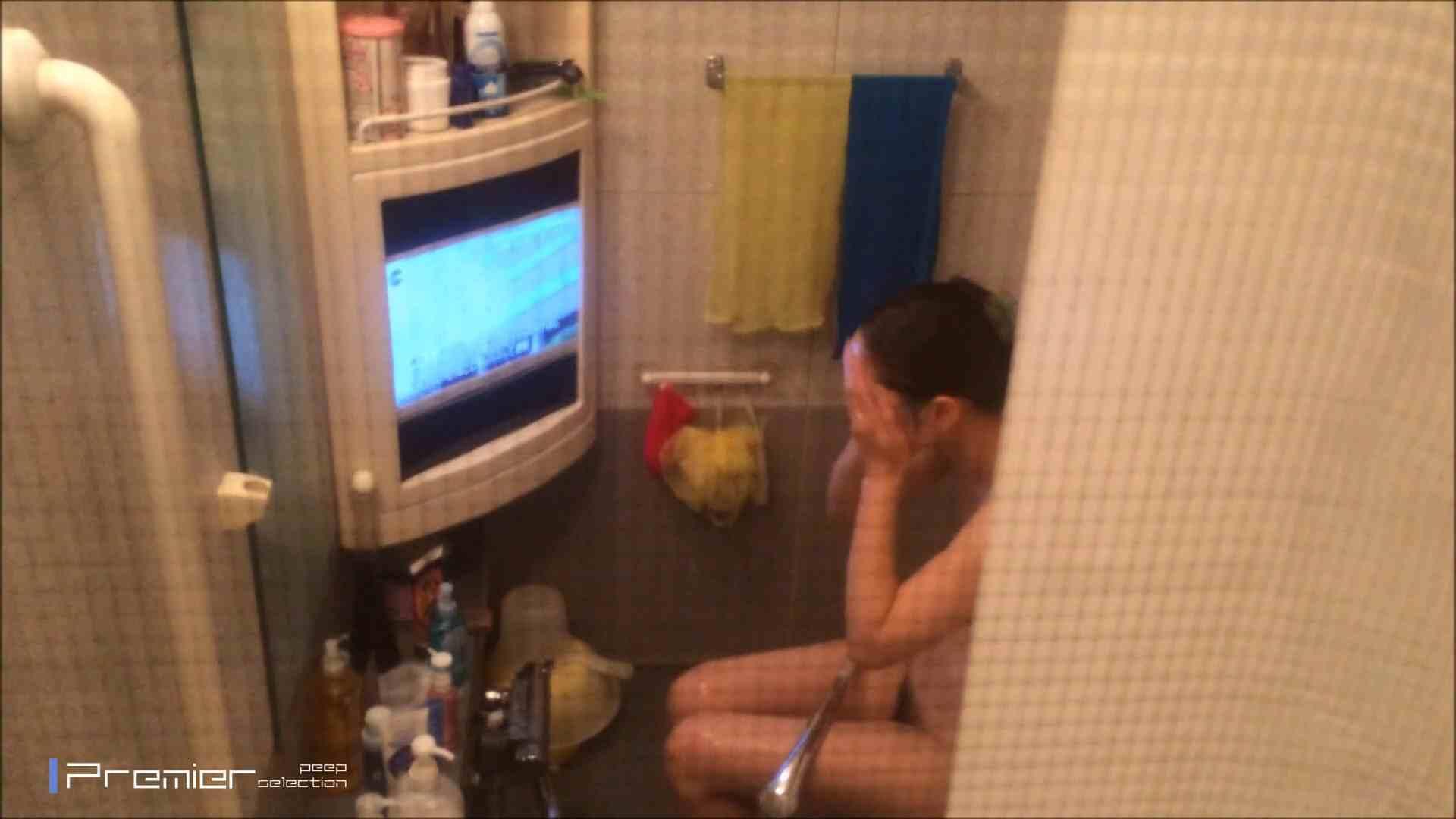 美女のテレビを見ながらの入浴 乙女の風呂場 Vol.21 細身体型 AV無料 85枚 79