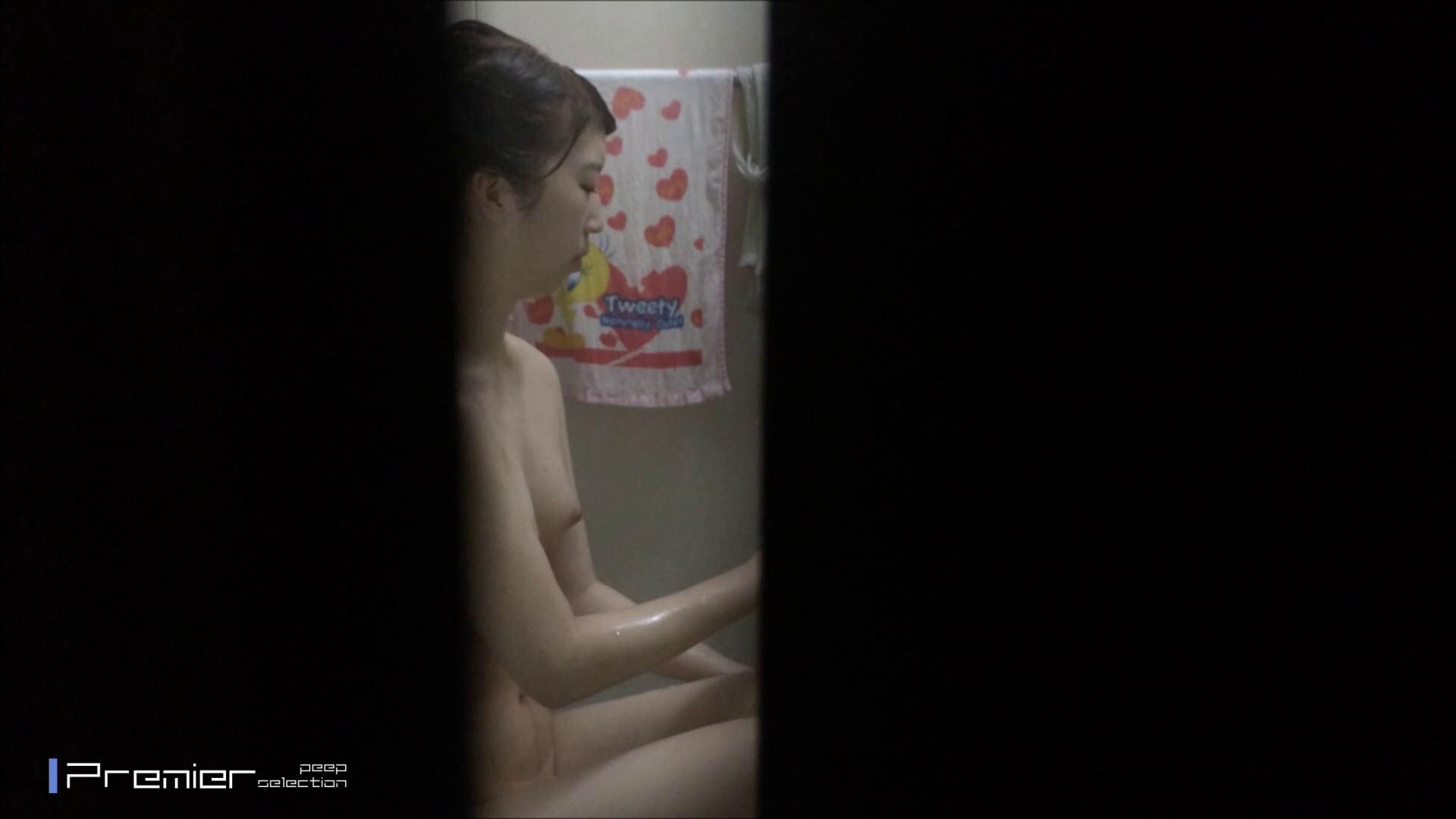 笑顔のスポーツ美女 乙女の風呂場 Vol.23 投稿 性交動画流出 98枚 77