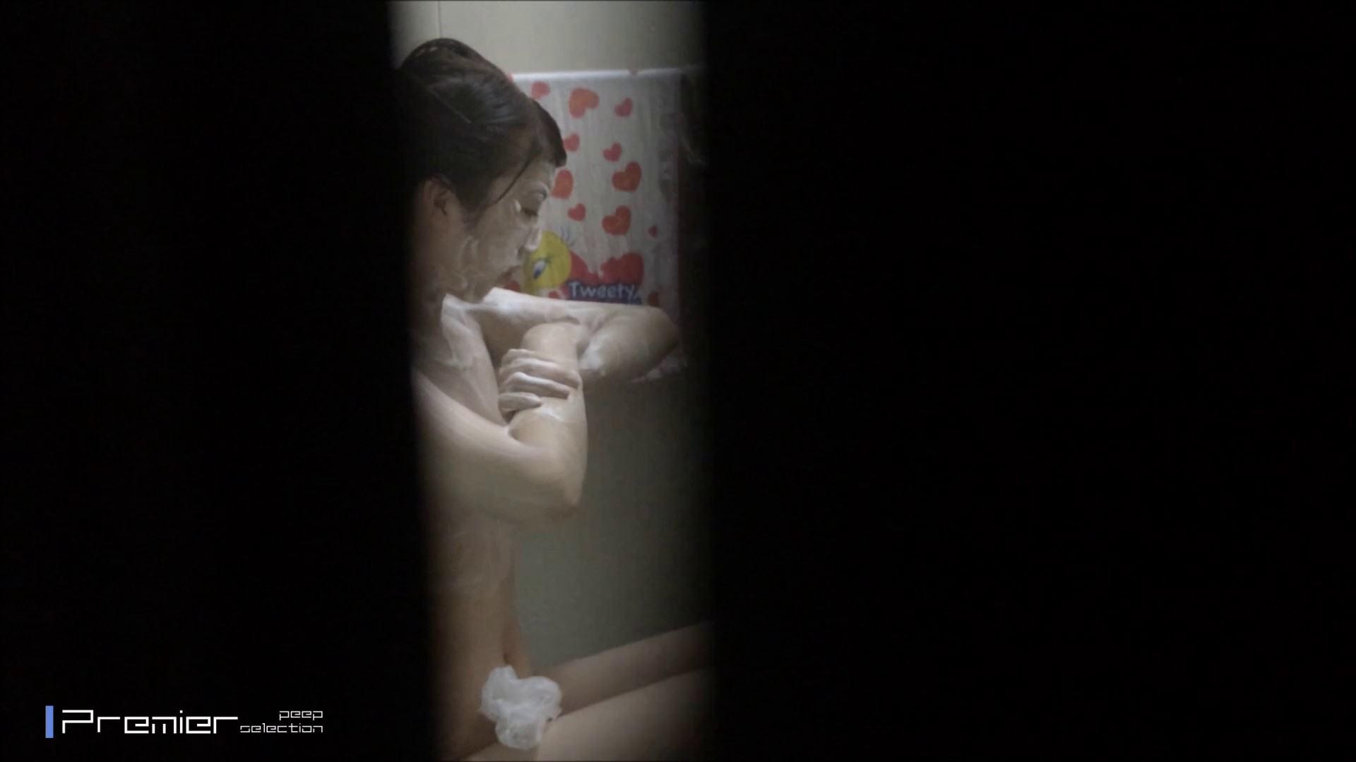 笑顔のスポーツ美女 乙女の風呂場 Vol.23 細身体型 ワレメ動画紹介 98枚 83