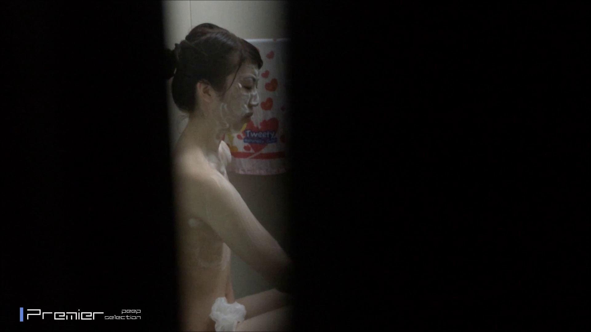 笑顔のスポーツ美女 乙女の風呂場 Vol.23 女湯のぞき おめこ無修正画像 98枚 89