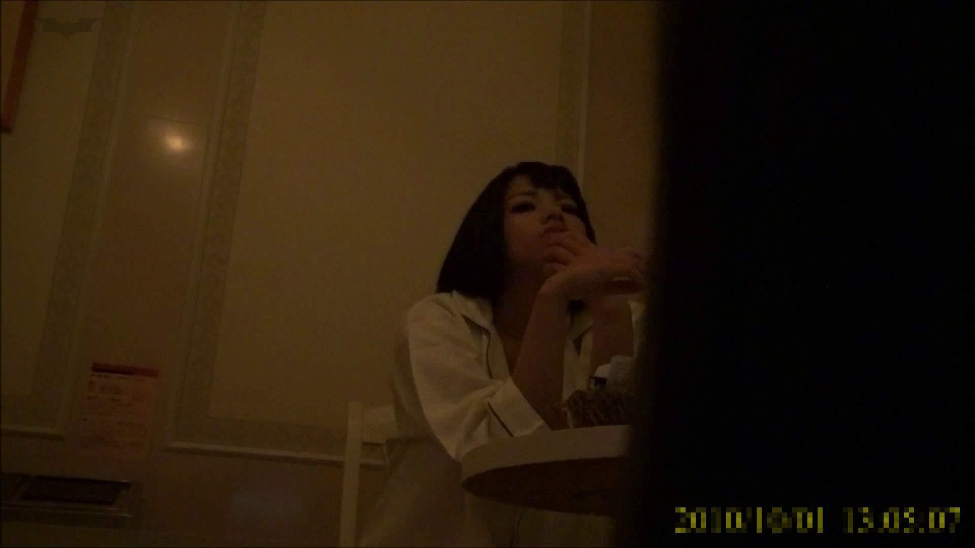 【未公開】vol.96 {茶髪→黒髪ギャル}美巨乳アミちゃん③【前編】 シャワー室 われめAV動画紹介 79枚 7