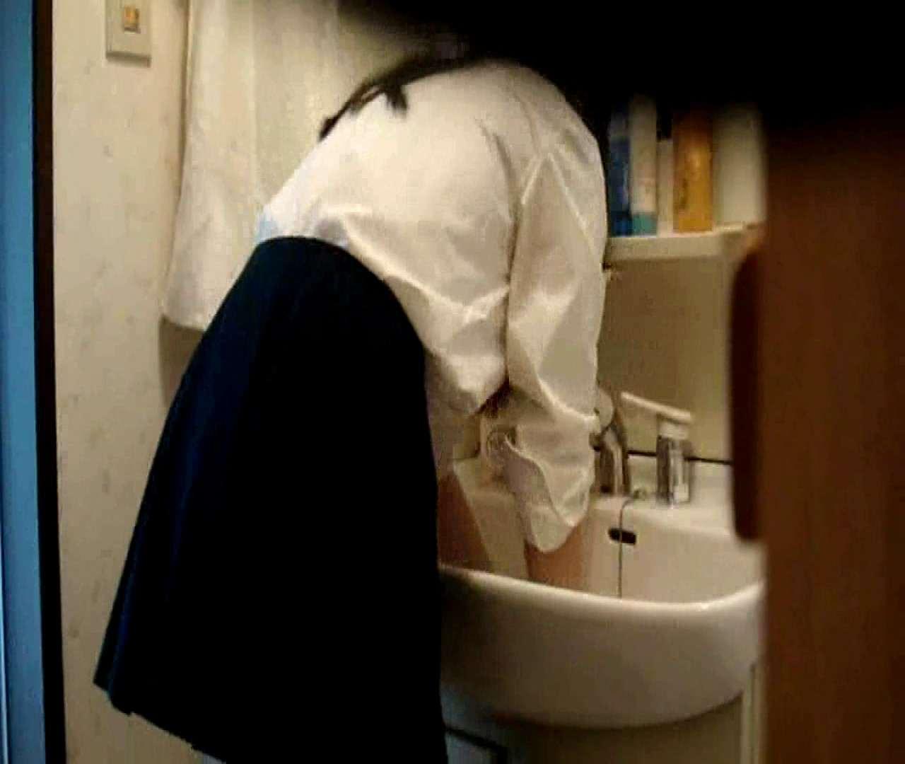 vol.5 まどかが帰宅後の洗顔後にブラを洗ってます。 ギャル達  112枚 8