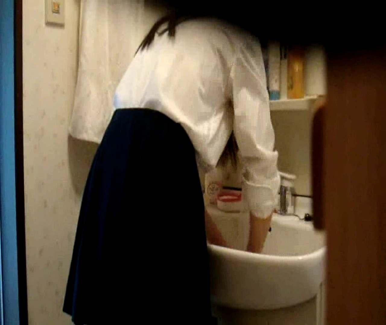 vol.5 まどかが帰宅後の洗顔後にブラを洗ってます。 いじくり AV無料 112枚 14