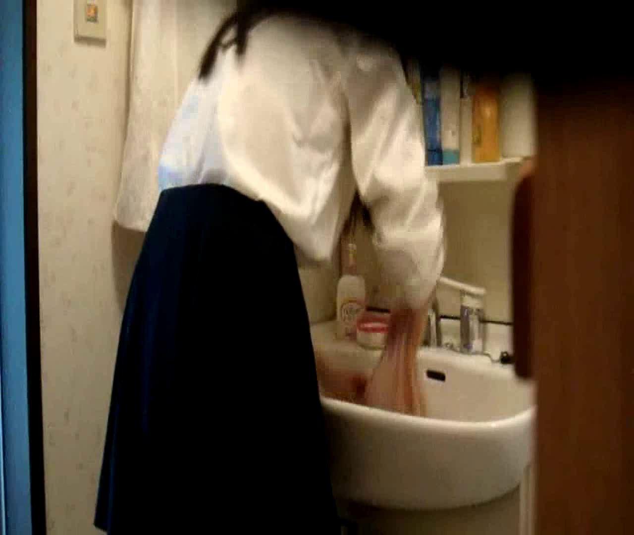 vol.5 まどかが帰宅後の洗顔後にブラを洗ってます。 ○族 おめこ無修正画像 112枚 15