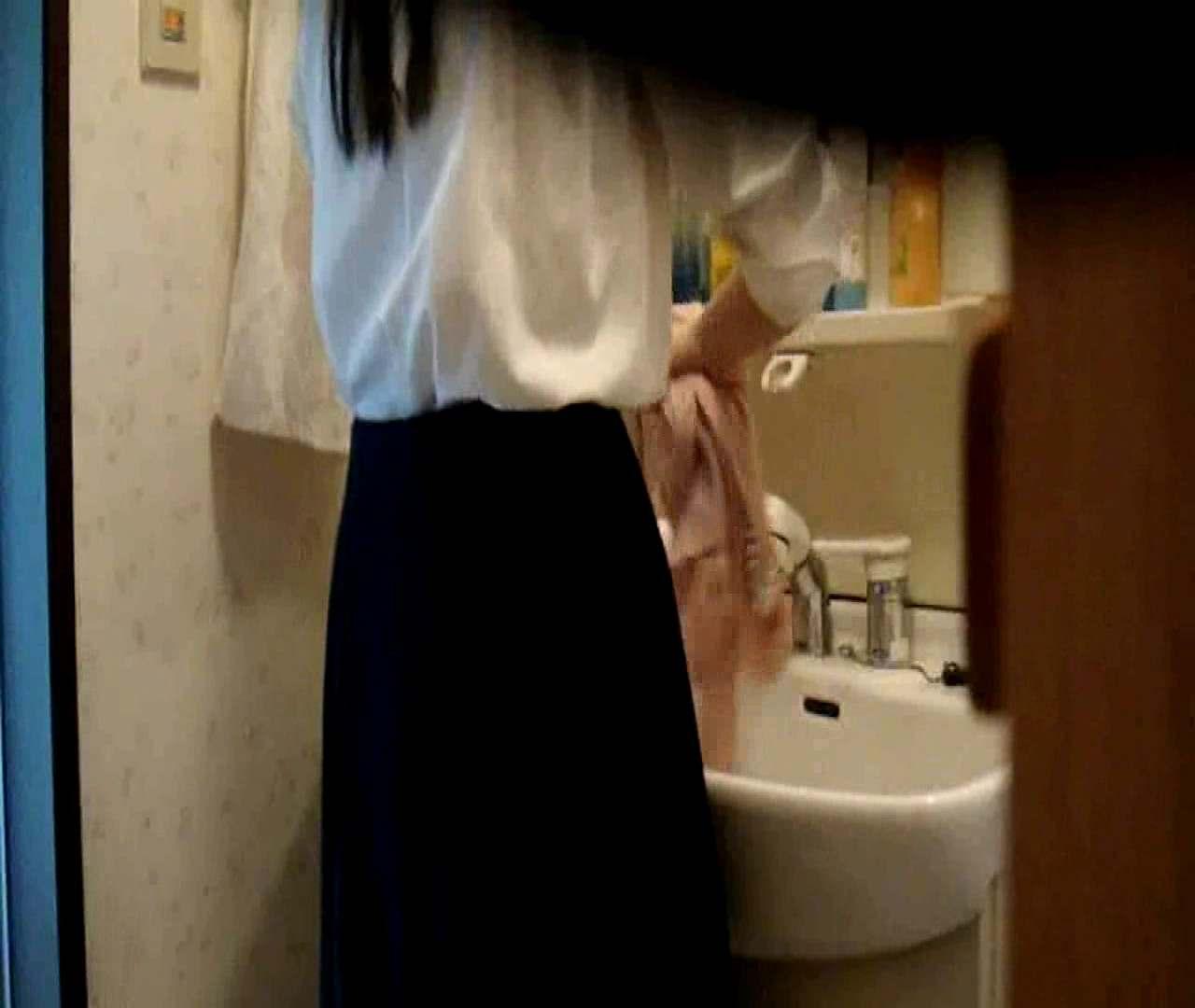 vol.5 まどかが帰宅後の洗顔後にブラを洗ってます。 ○族 おめこ無修正画像 112枚 19