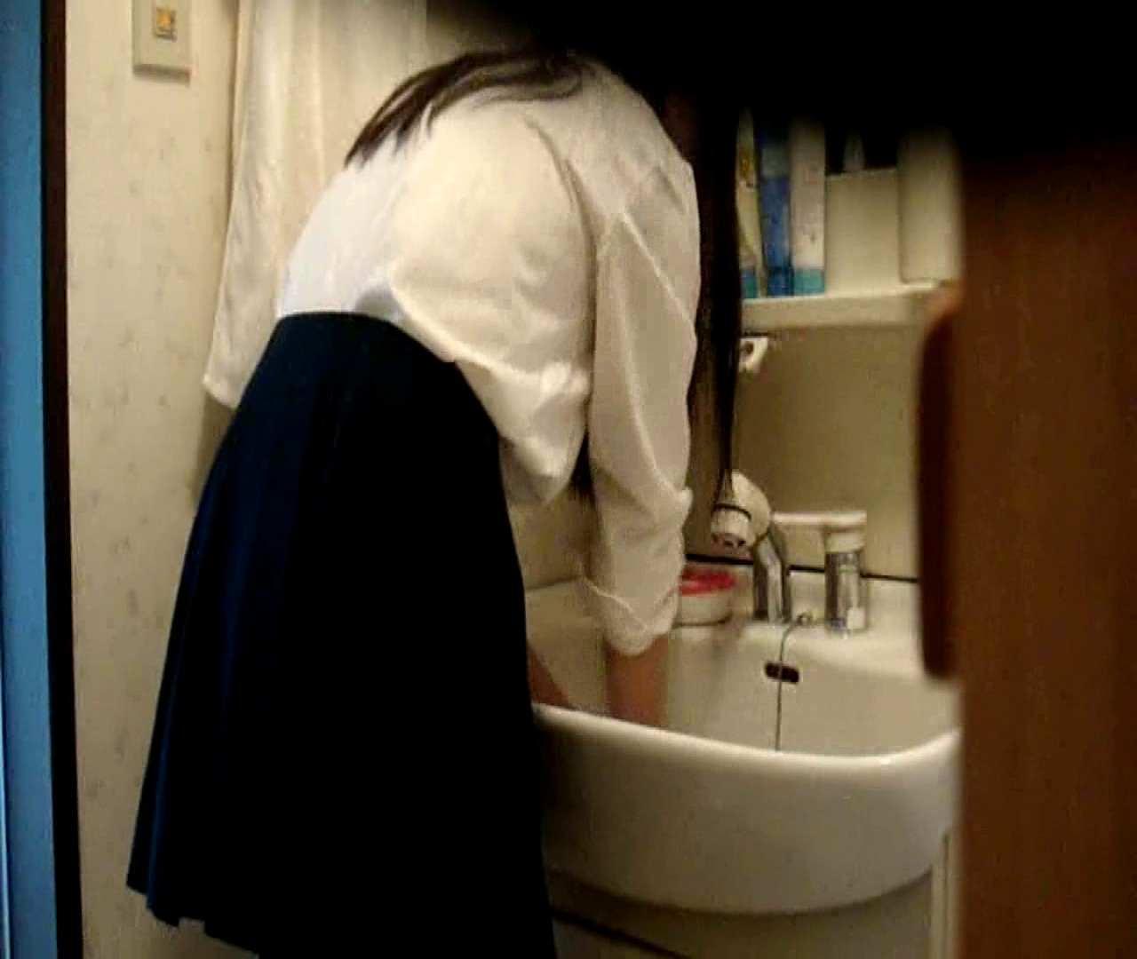 vol.5 まどかが帰宅後の洗顔後にブラを洗ってます。 いじくり AV無料 112枚 26