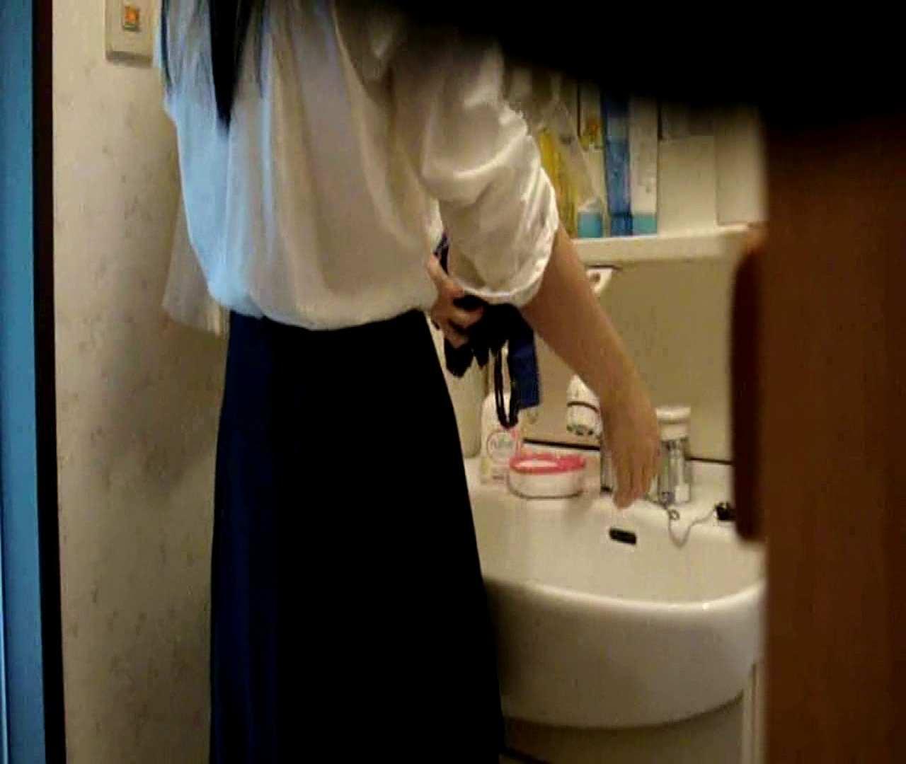 vol.5 まどかが帰宅後の洗顔後にブラを洗ってます。 ギャル達  112枚 28