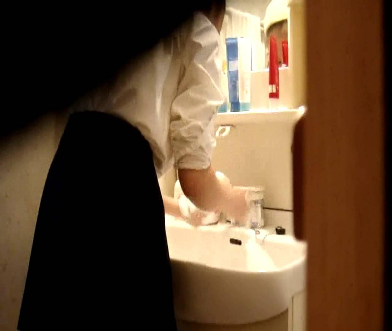 vol.5 まどかが帰宅後の洗顔後にブラを洗ってます。 ギャル達 | 民家  112枚 49