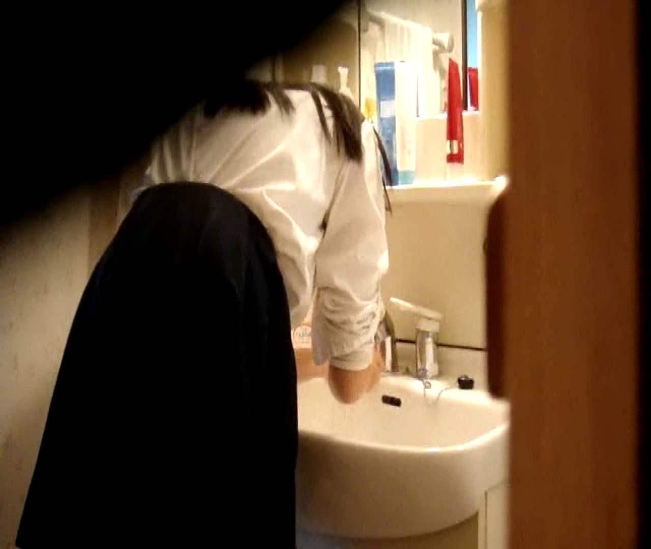 vol.5 まどかが帰宅後の洗顔後にブラを洗ってます。 ギャル達  112枚 56