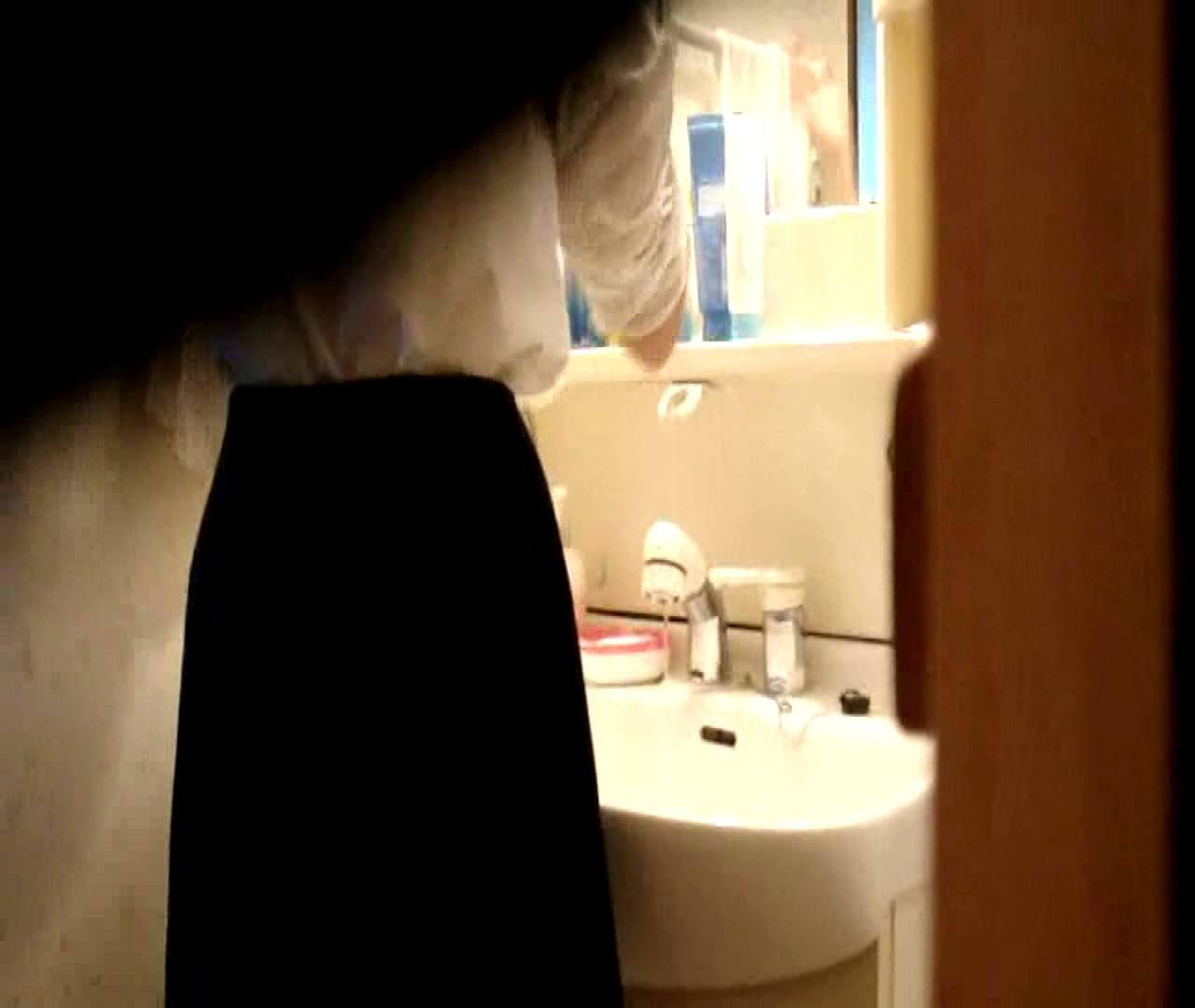 vol.5 まどかが帰宅後の洗顔後にブラを洗ってます。 いじくり AV無料 112枚 62