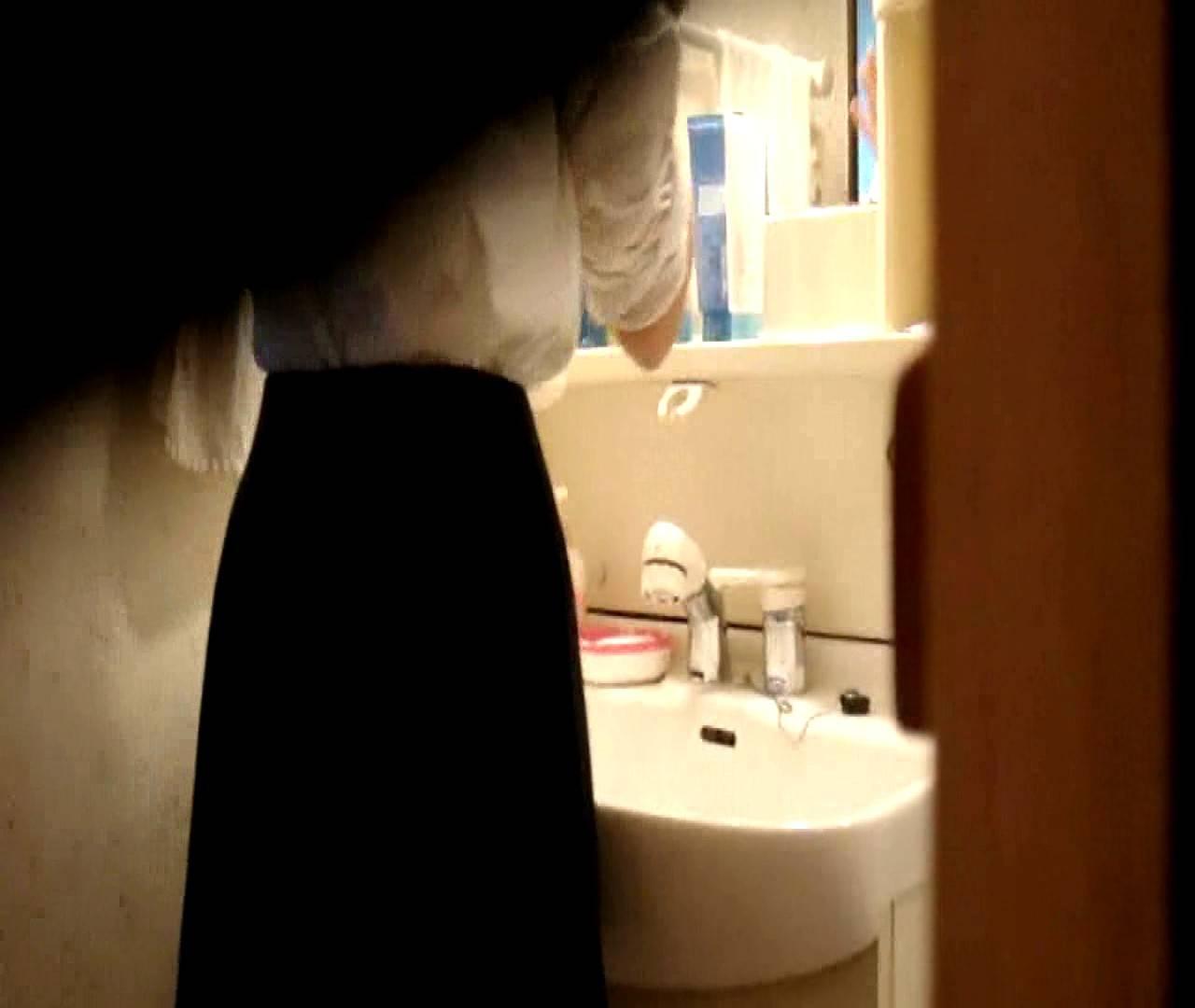 vol.5 まどかが帰宅後の洗顔後にブラを洗ってます。 ○族 おめこ無修正画像 112枚 63