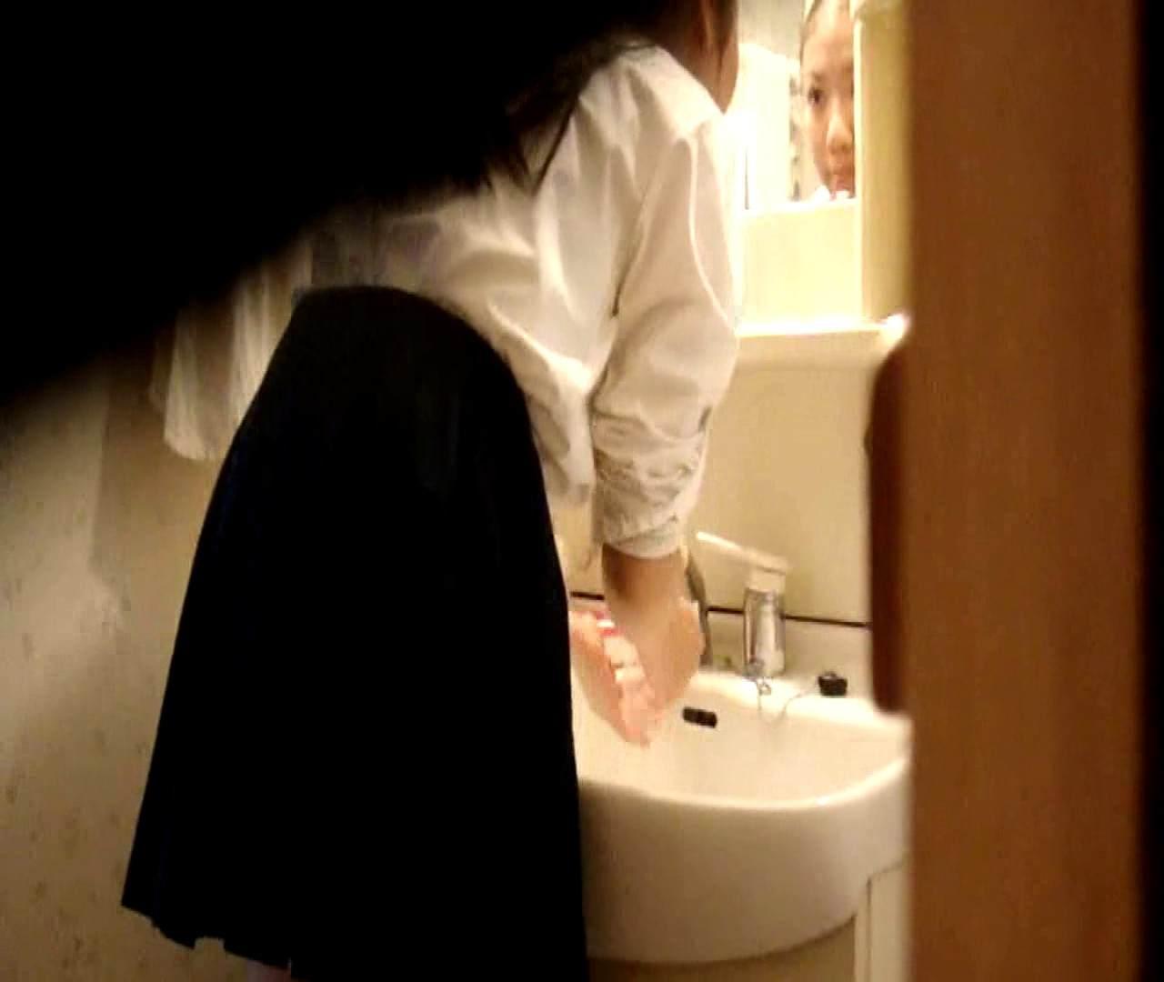vol.5 まどかが帰宅後の洗顔後にブラを洗ってます。 ○族 おめこ無修正画像 112枚 67