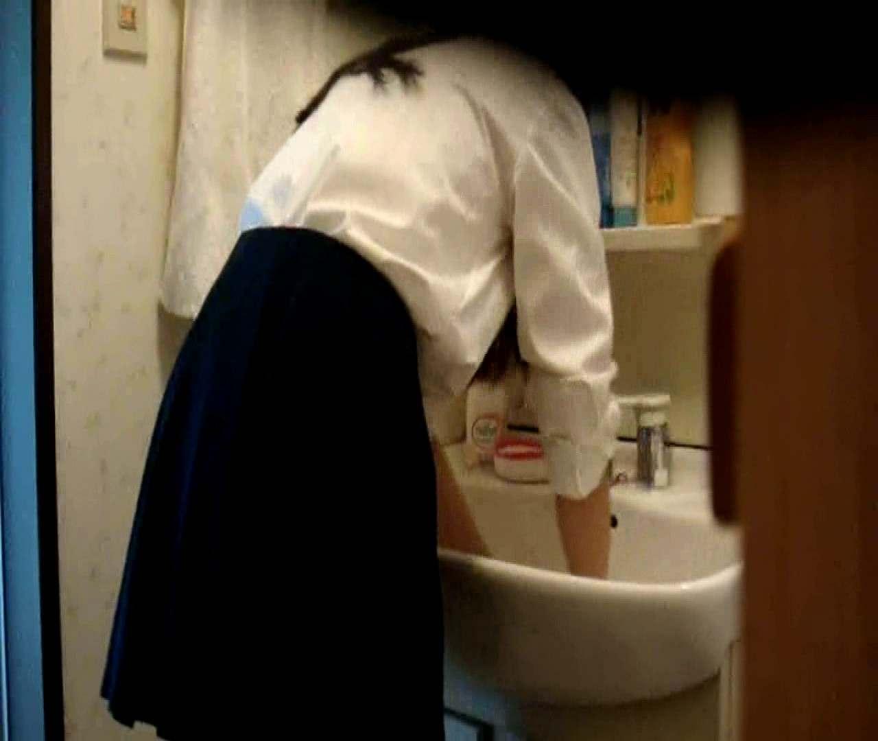 vol.5 まどかが帰宅後の洗顔後にブラを洗ってます。 ギャル達 | 民家  112枚 81