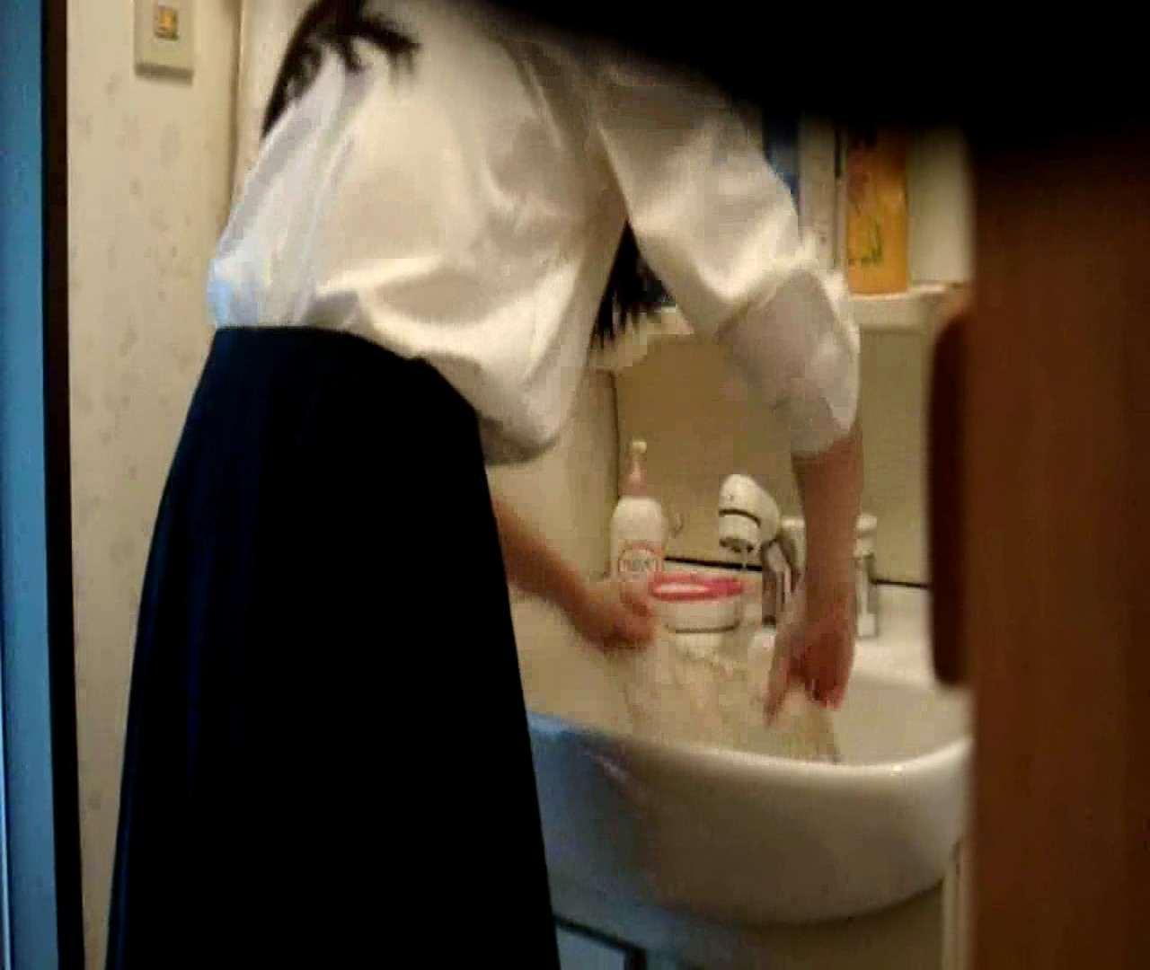 vol.5 まどかが帰宅後の洗顔後にブラを洗ってます。 ギャル達  112枚 84