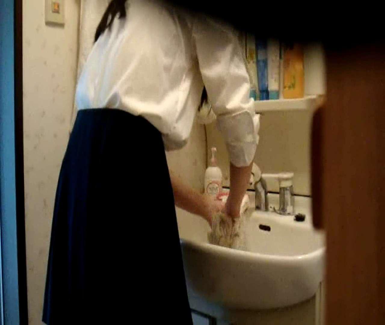 vol.5 まどかが帰宅後の洗顔後にブラを洗ってます。 いじくり AV無料 112枚 90