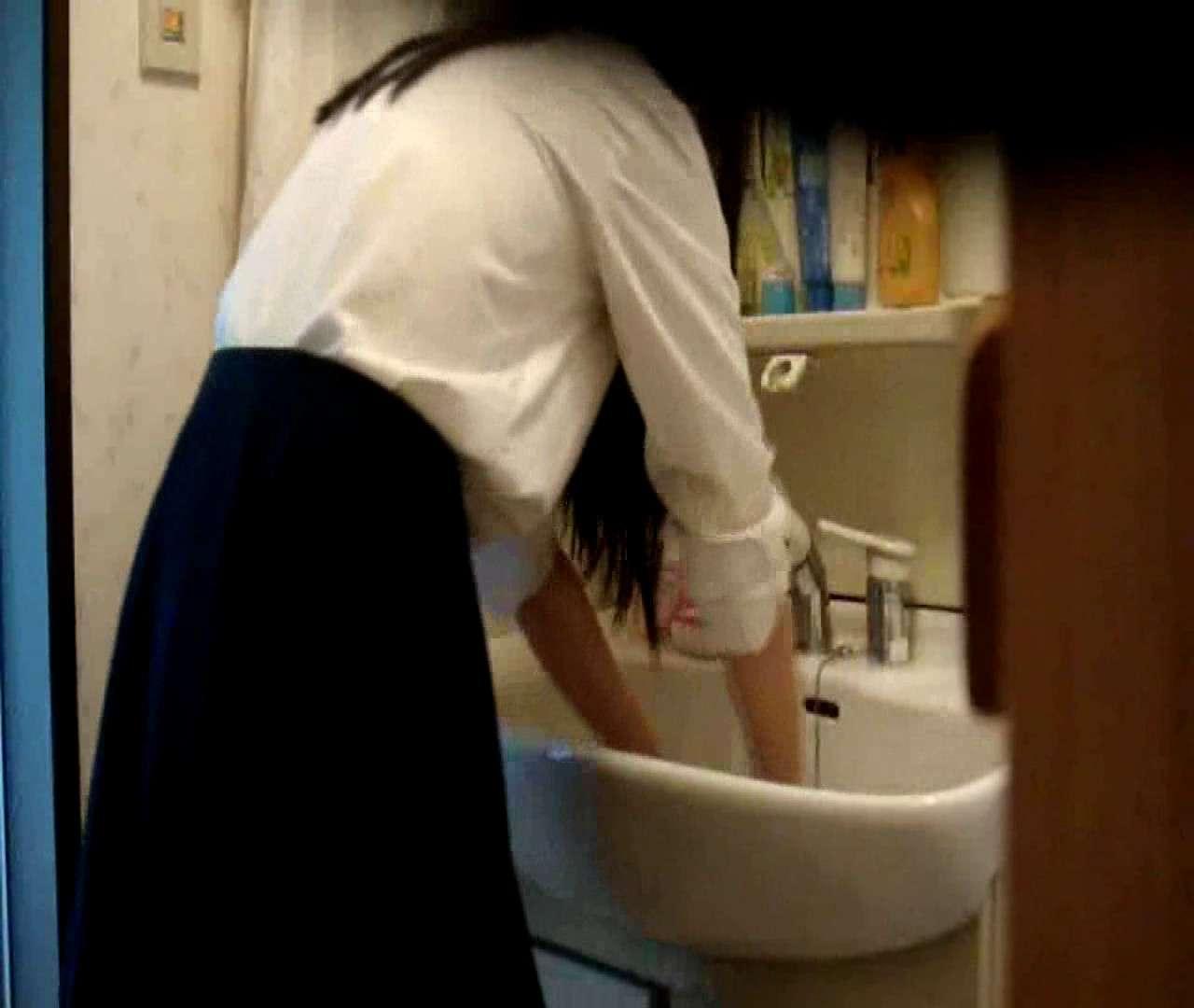 vol.5 まどかが帰宅後の洗顔後にブラを洗ってます。 ギャル達 | 民家  112枚 97