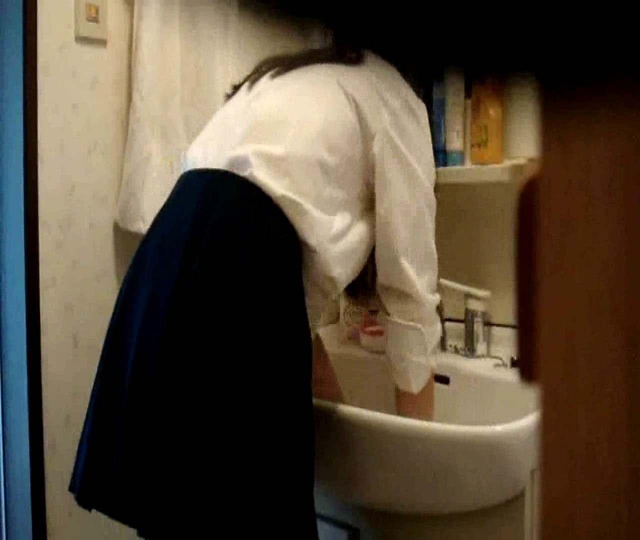 vol.5 まどかが帰宅後の洗顔後にブラを洗ってます。 いじくり AV無料 112枚 102