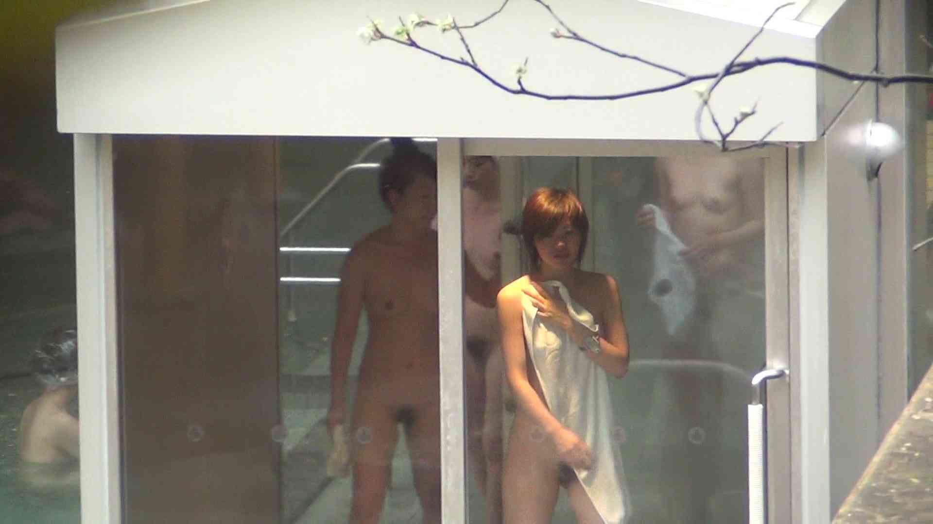 ハイビジョンVol.4 お女市さま露天で女子会開催中 細身体型 性交動画流出 92枚 69