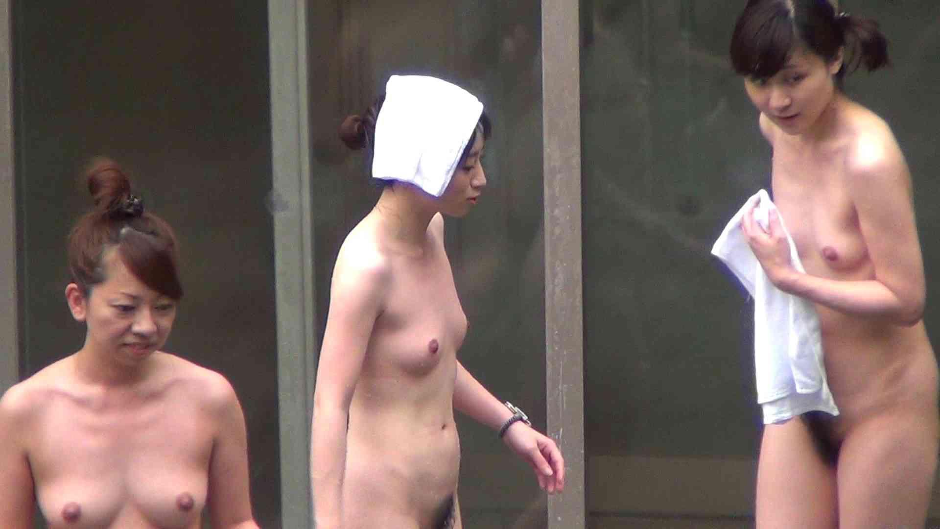 ハイビジョンVol.4 お女市さま露天で女子会開催中 美乳 おめこ無修正画像 92枚 76