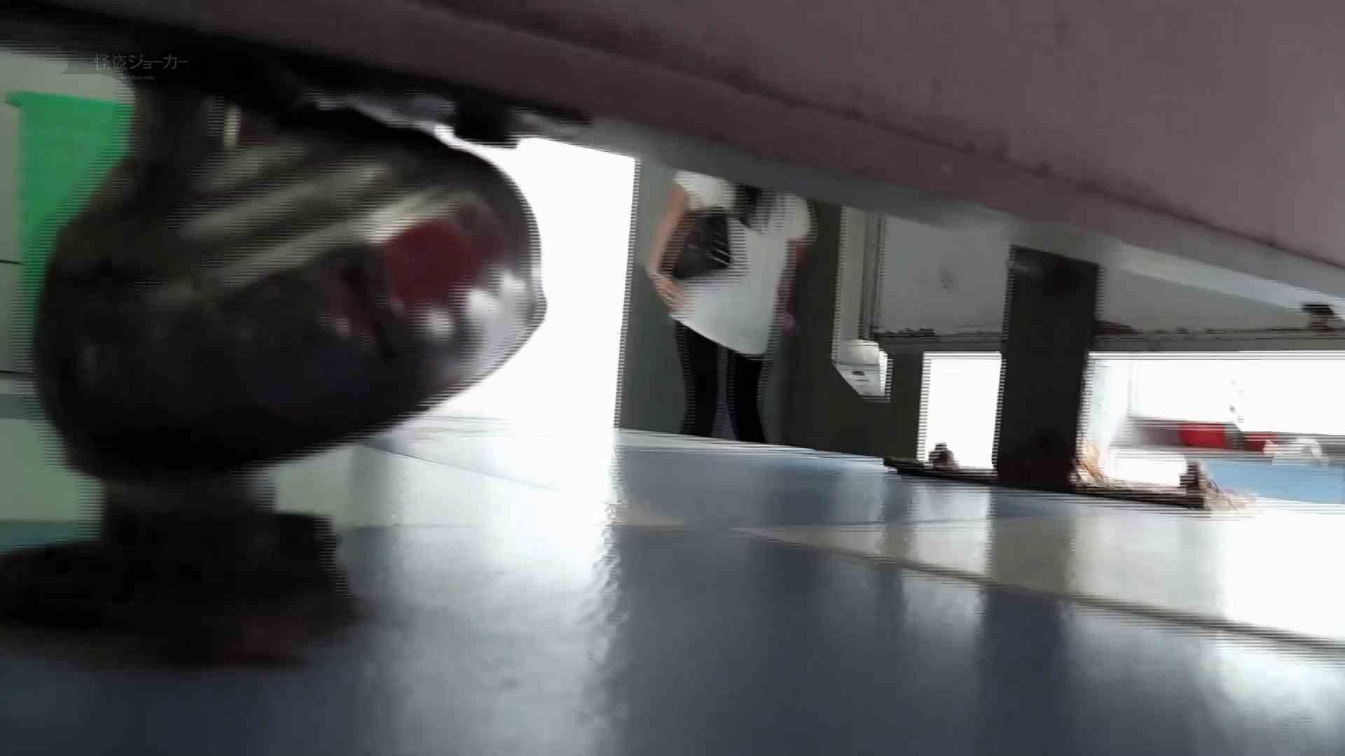 トイレ盗撮|下からノゾム vol.028 あらあらスカートがっ!見えちゃってますよ。|怪盗ジョーカー