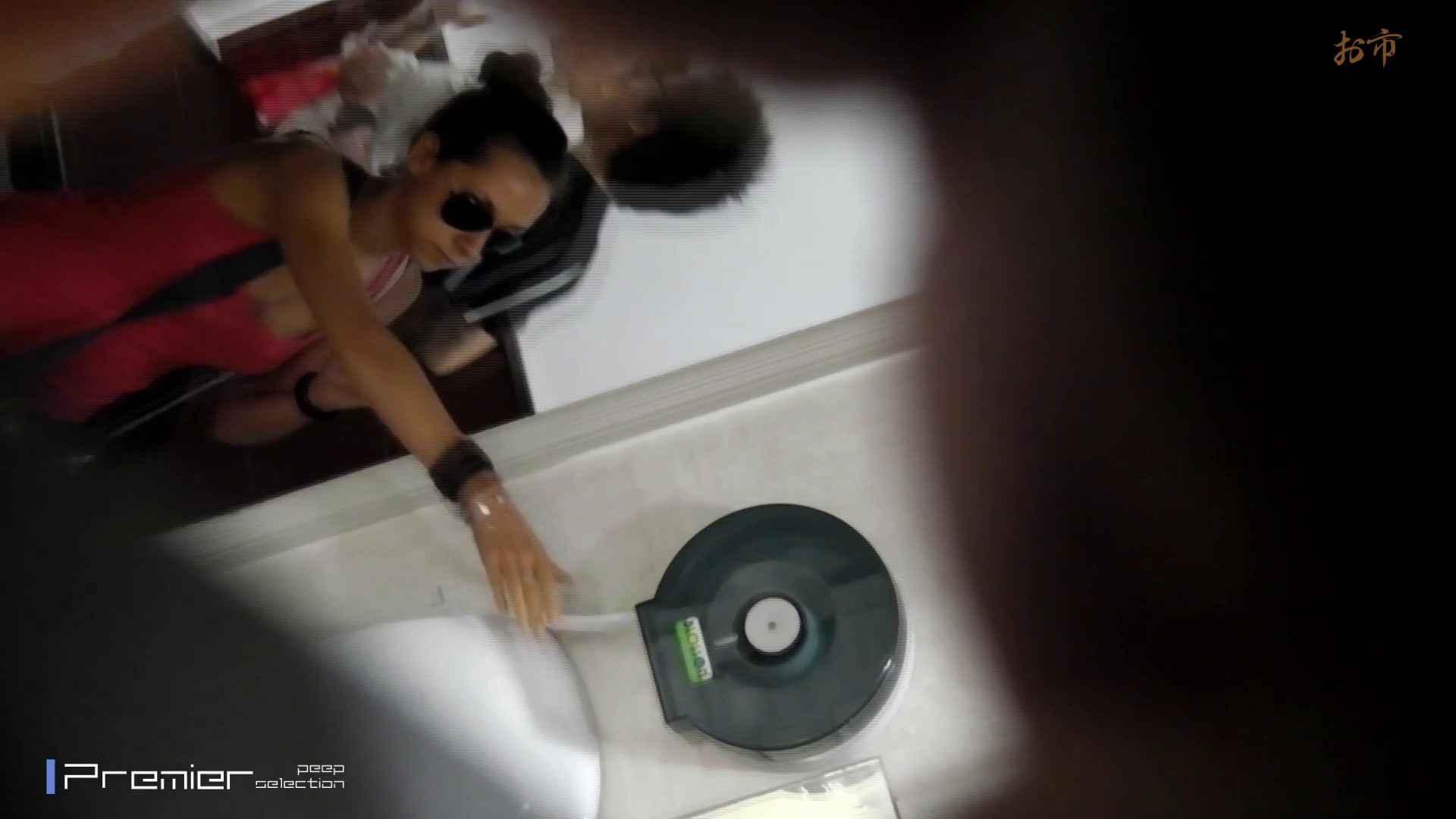 お市さんの「お尻丸出しジャンボリー」18 洗面所のぞき スケベ動画紹介 96枚 10