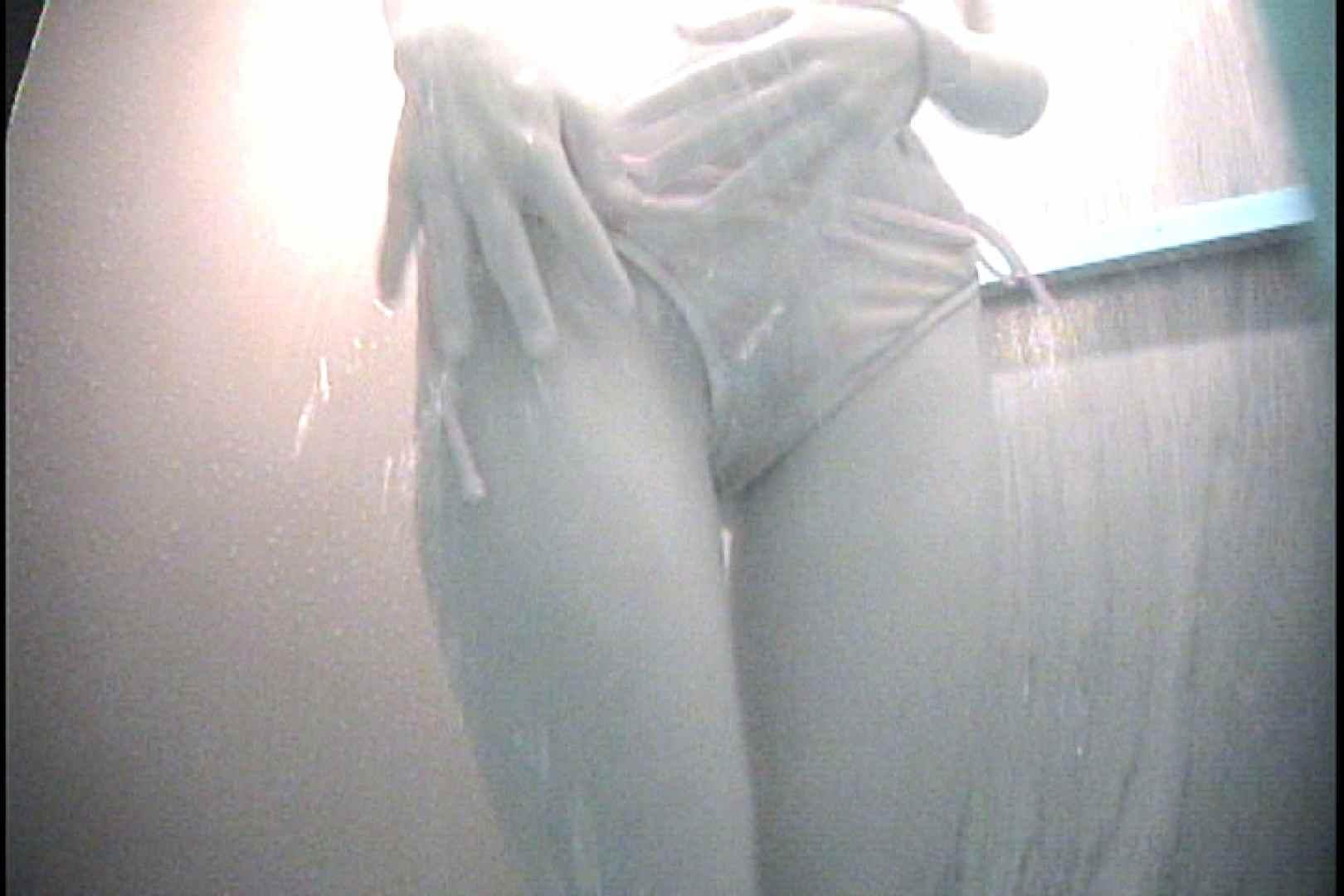 No.9 脱がない水着の隙間からチラりと一本道 シャワー室 SEX無修正画像 108枚 75