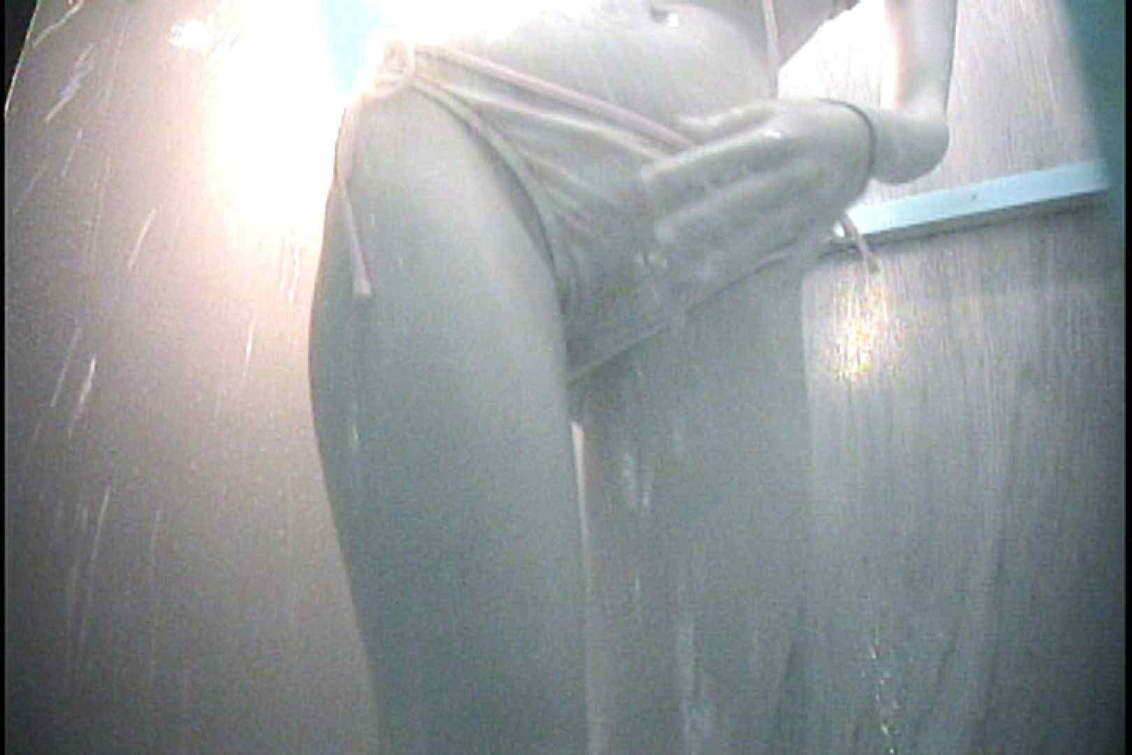 No.9 脱がない水着の隙間からチラりと一本道 シャワー ヌード画像 108枚 76