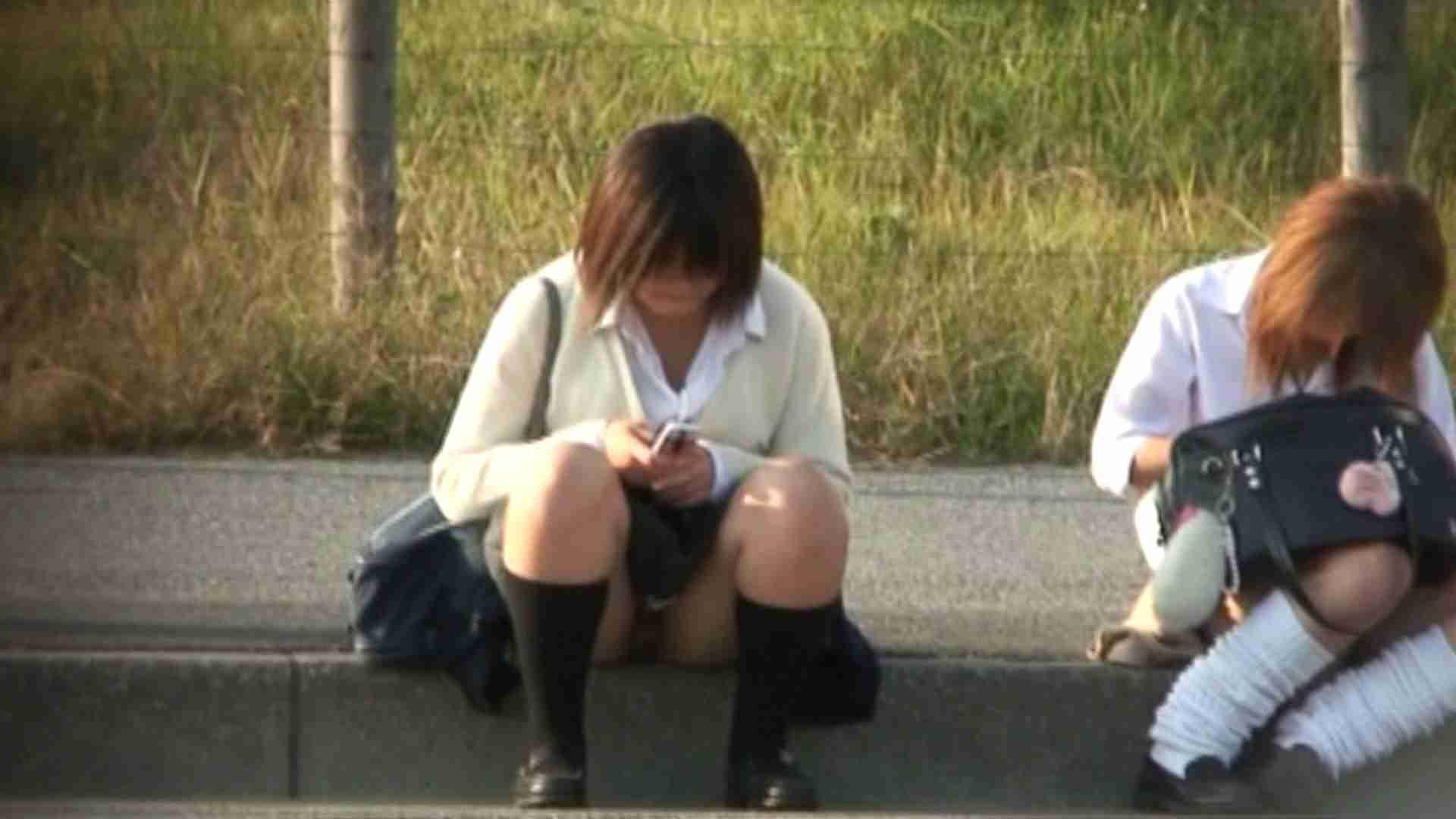 望遠パンチラNo2 学校 アダルト動画キャプチャ 101枚 47