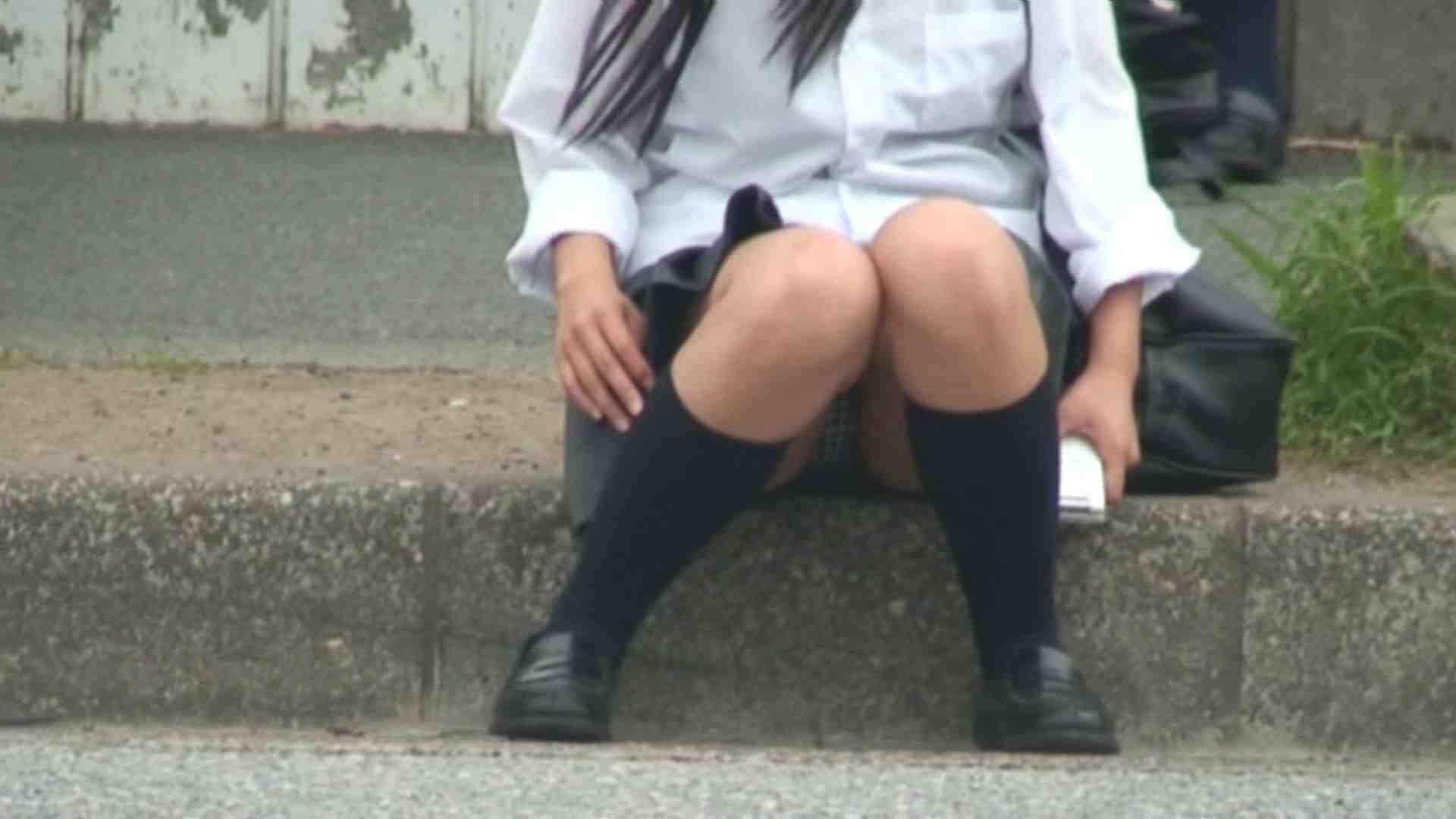 望遠パンチラNo4 パンチラ女子 オマンコ動画キャプチャ 75枚 33