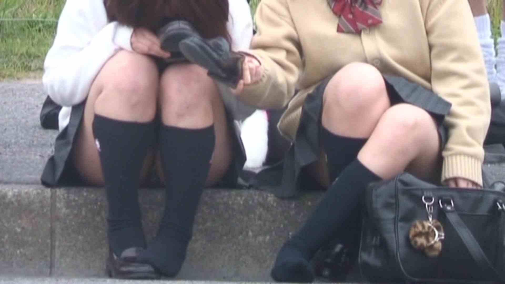 望遠パンチラNo10 パンチラ女子 エロ無料画像 98枚 44