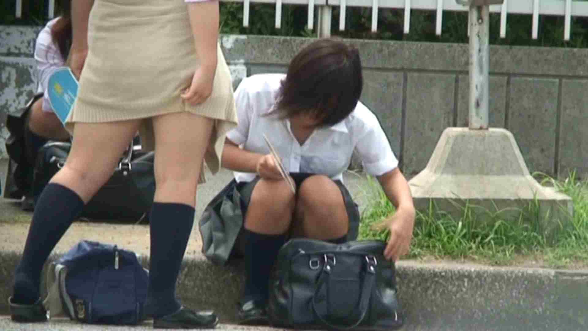 望遠パンチラNo11 学校 セックス無修正動画無料 95枚 28