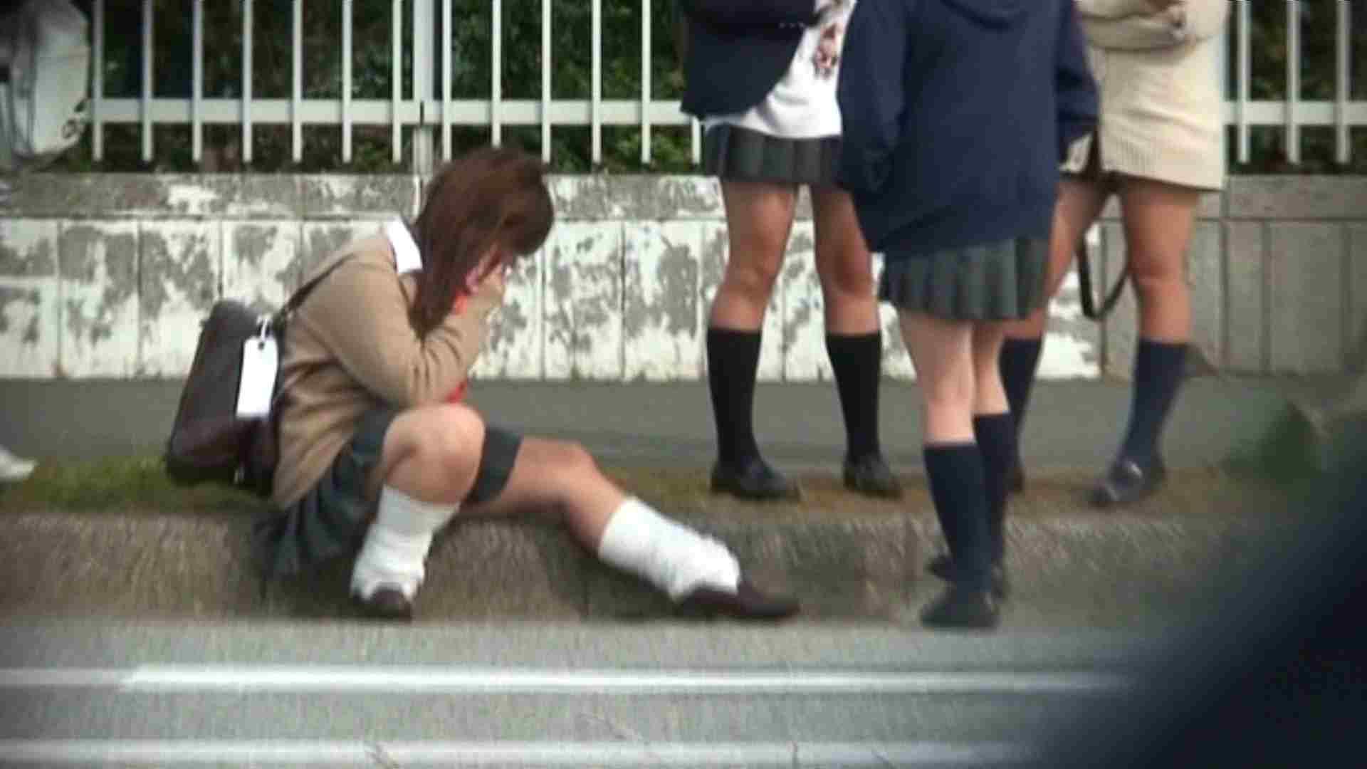 望遠パンチラNo12 パンチラ女子 スケベ動画紹介 79枚 2