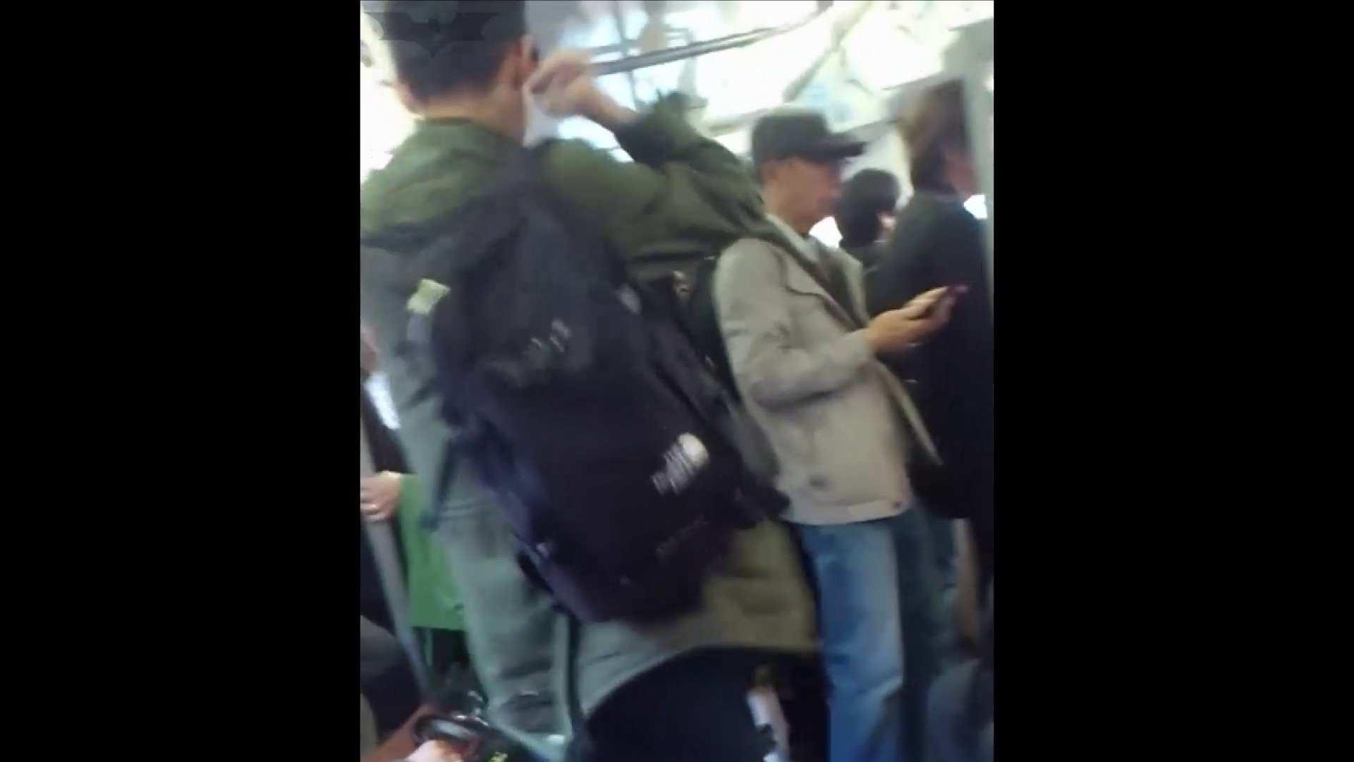 盗撮列車 Vol.14 お嬢様のバックプリントパンツ 隠れた名作 AV動画キャプチャ 99枚 8